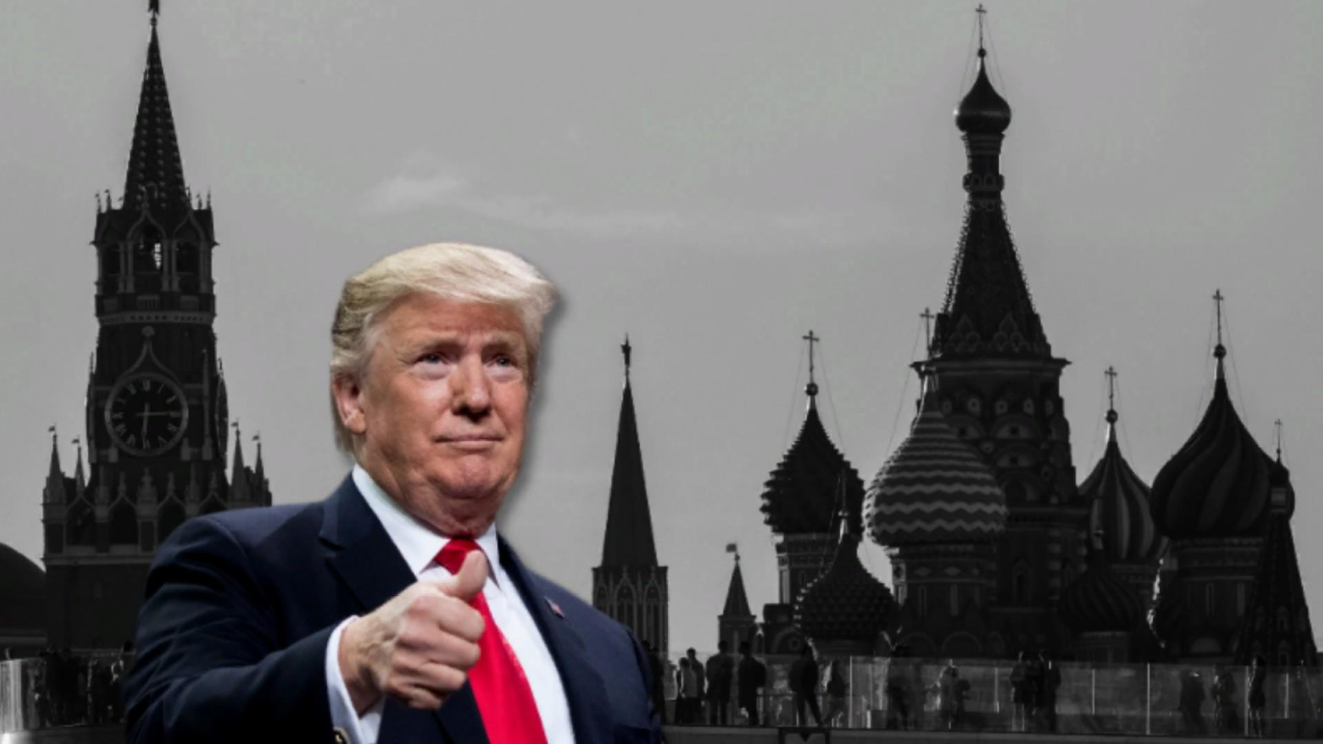 WAPO: As threat of Russia grows for 2020 race, Trump won't talk about it