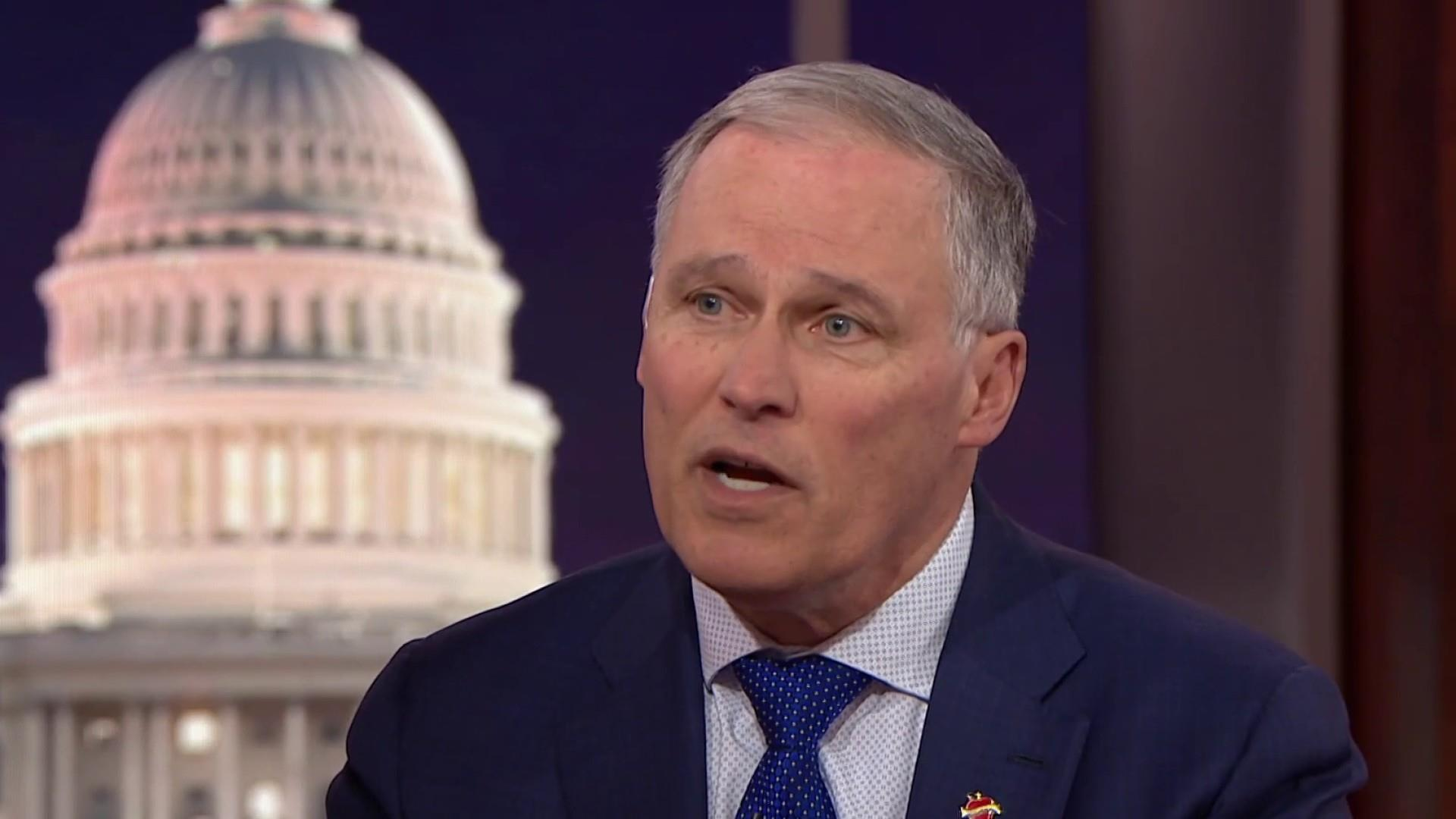 Jay Inslee: Green New Deal has elevated the debate