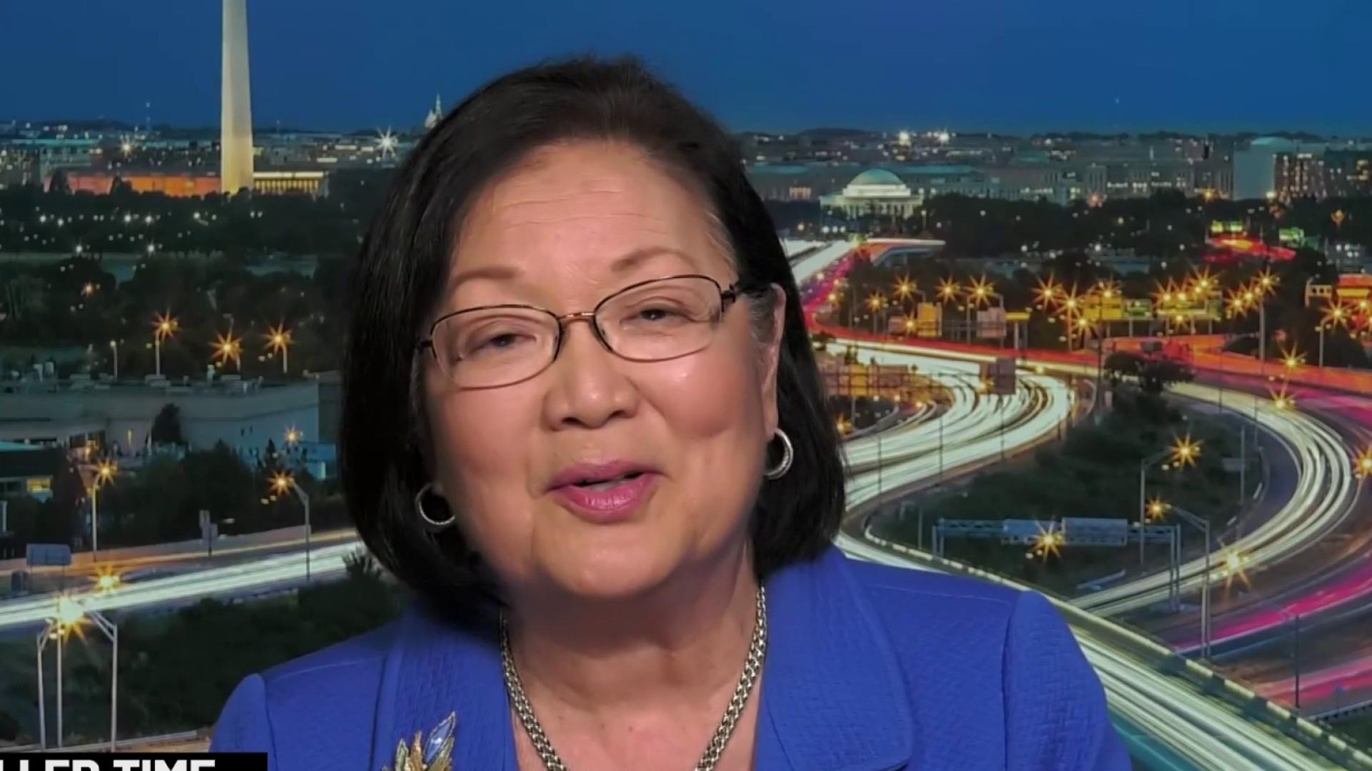 Sen. Hirono: What are Barr and Trump trying to hide?
