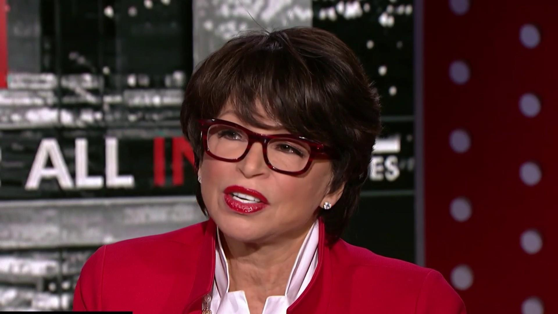 "Valerie Jarrett talks about getting ""tested"" during her time in the Obama Administration"