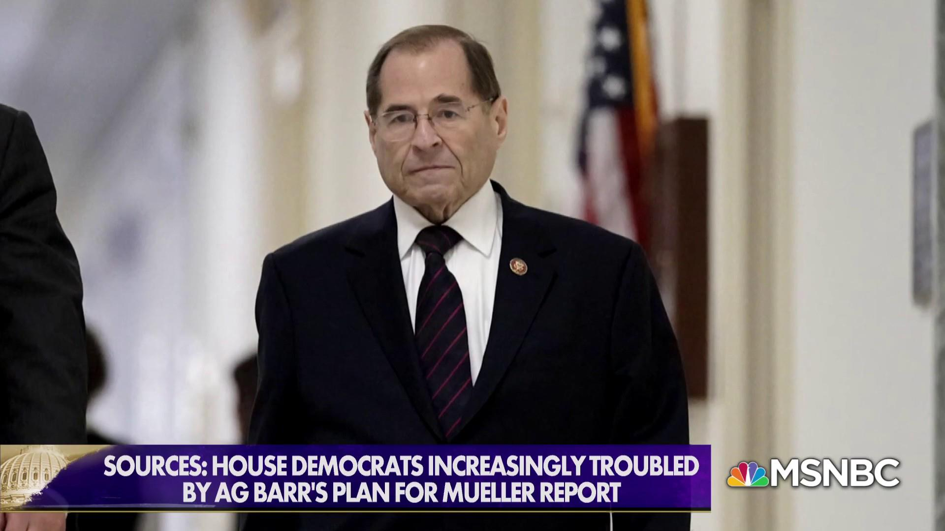 Rep. Quigley: Barr was hired 'to shut the investigation down'