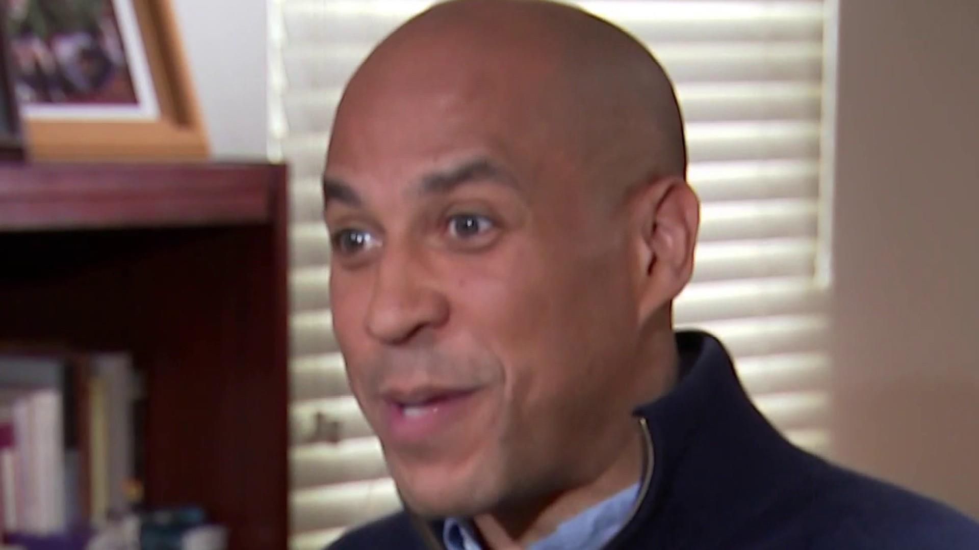 Cory Booker has a special approach for defeating Trump
