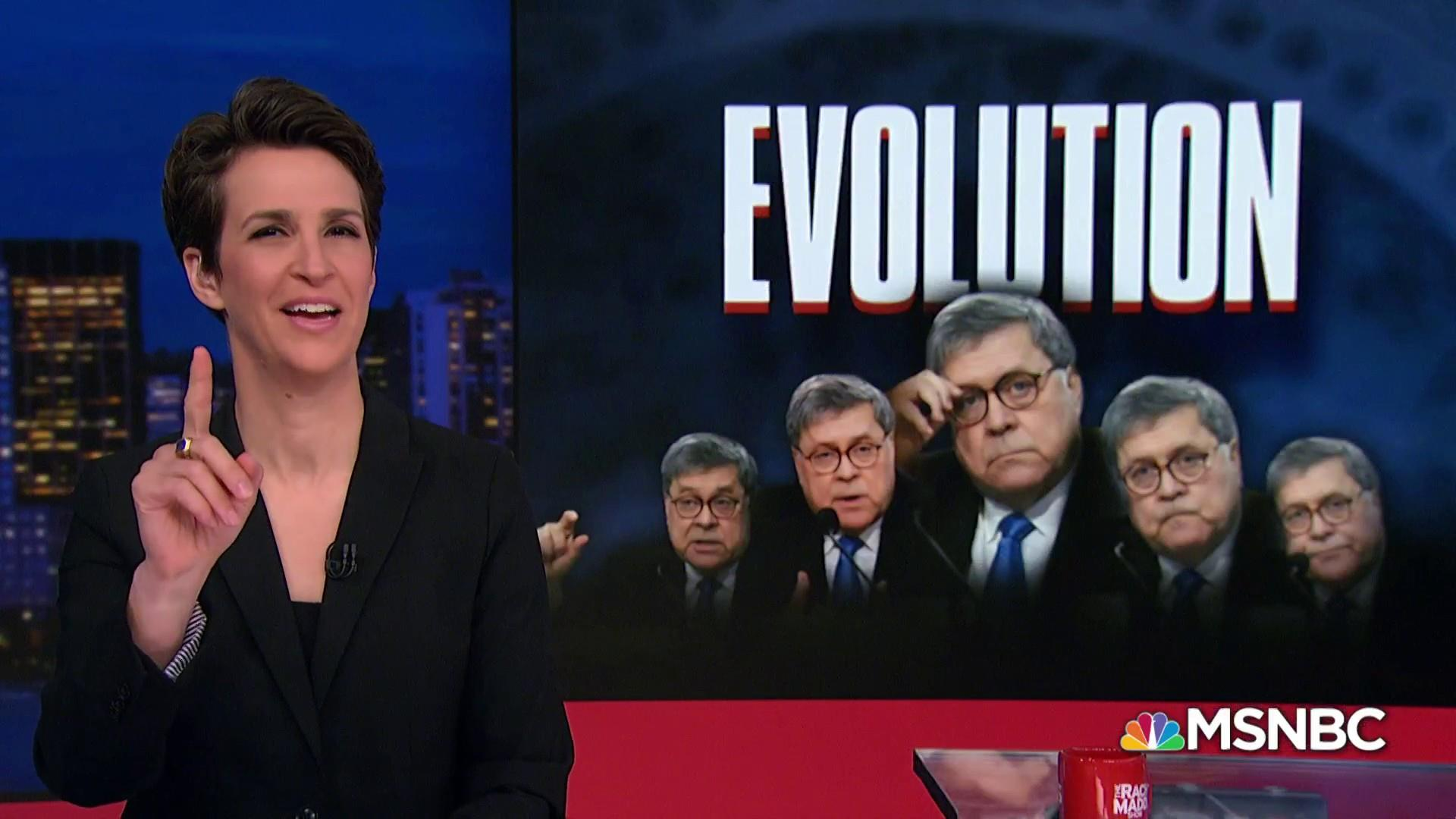 Barr scrambles to rewind 'spying' conspiracy theory embrace