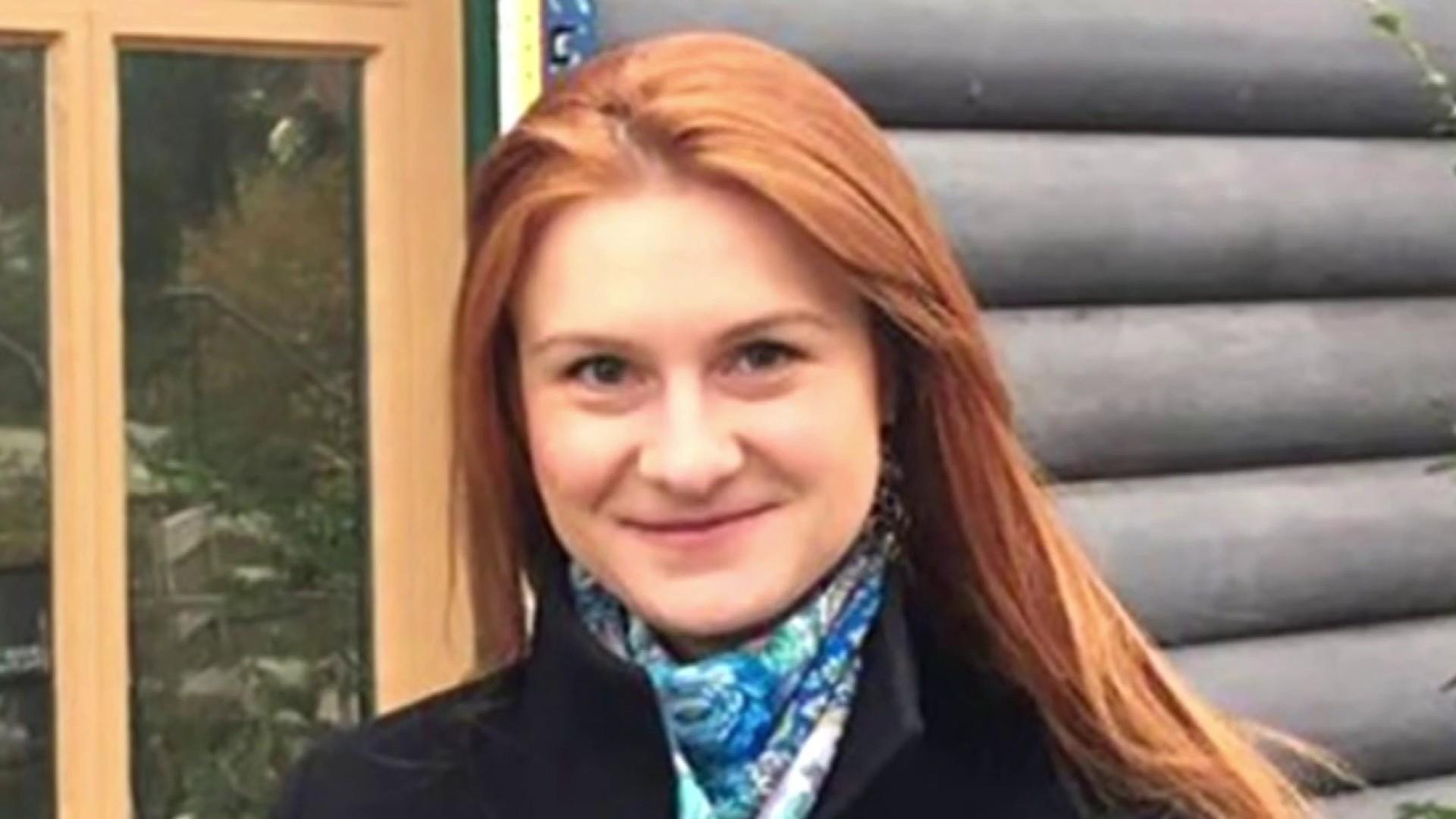Russian operative Maria Butina sentenced to 18 months in prison