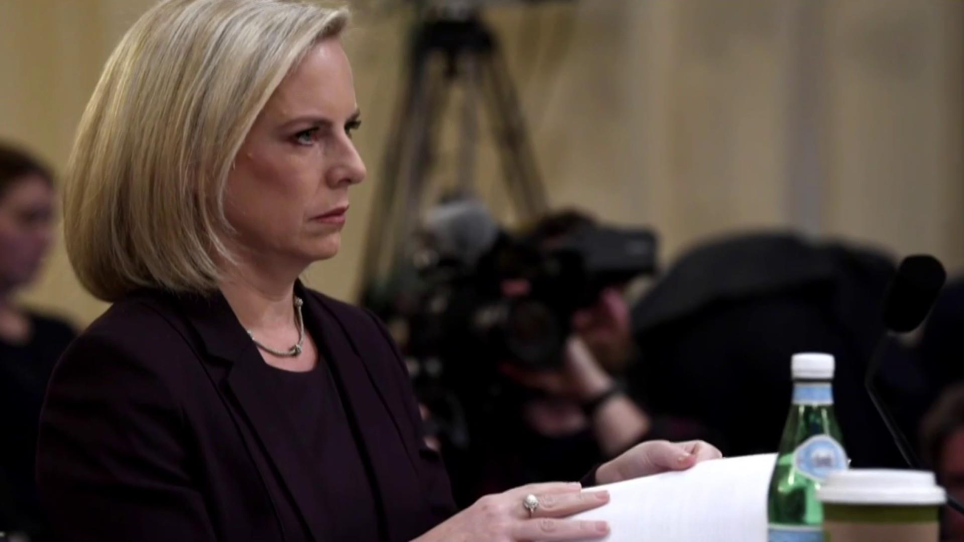Homeland Security Cmte. Chairman reacts to Nielsen's departure