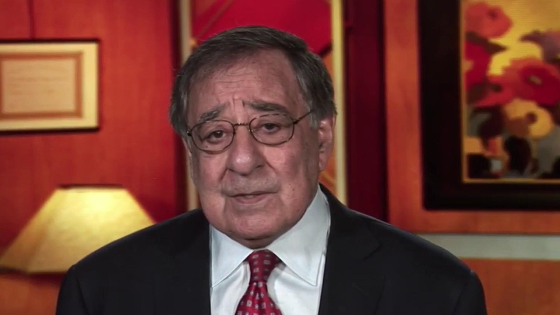 Leon Panetta: Trump weakening his WH by undermining top officials