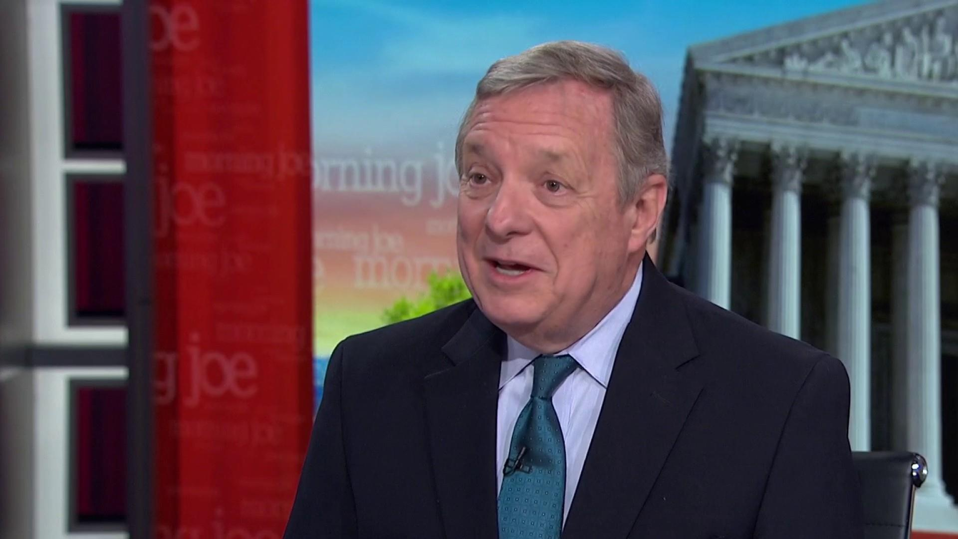 Sen. Durbin: Barr should be accountable to committees