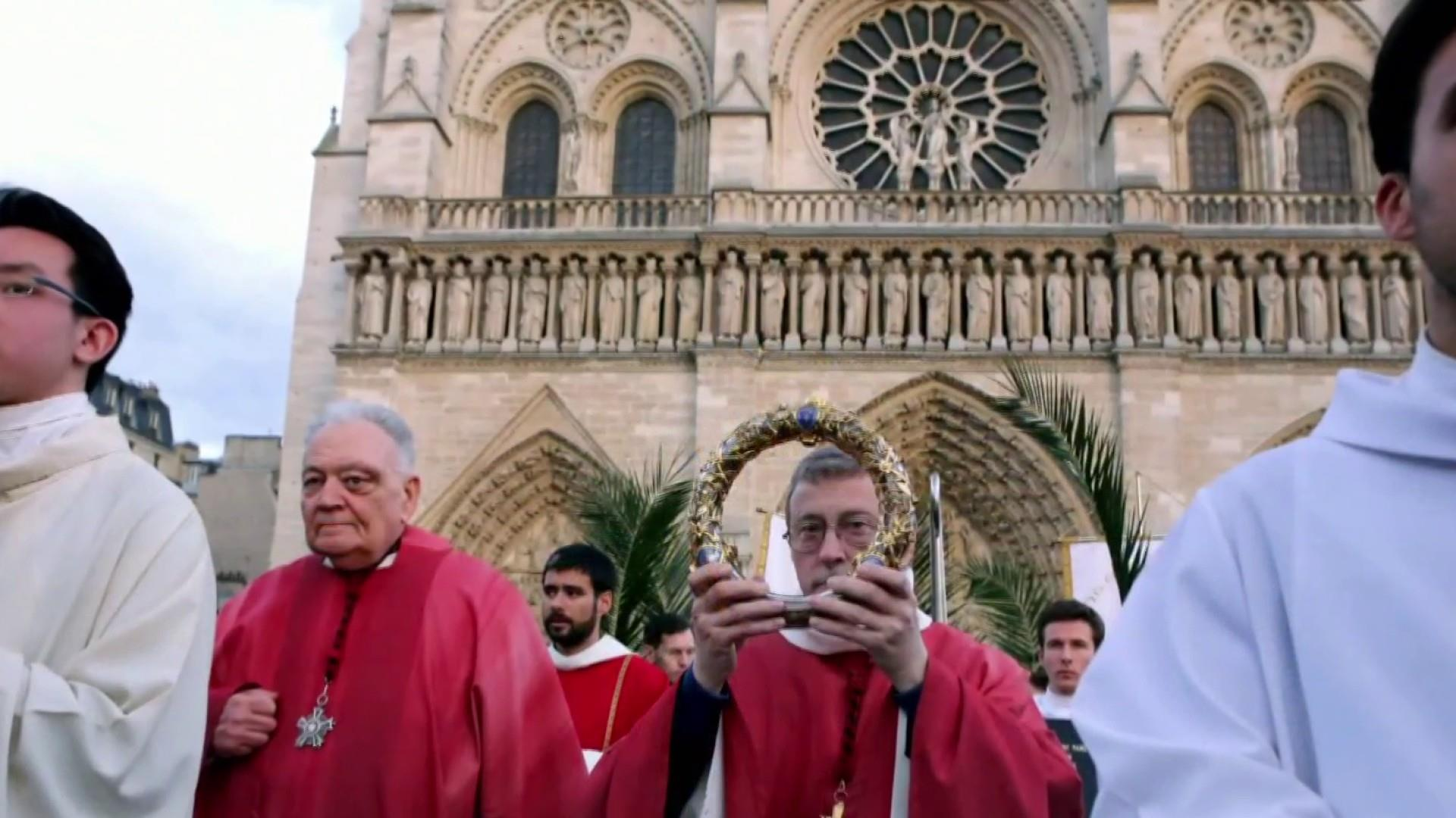 Notre Dame calls everyone to something greater, says priest