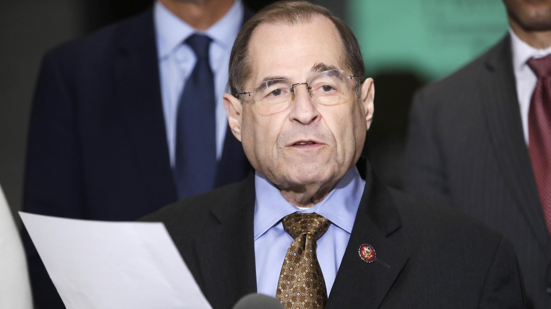 Nadler: 'Responsibility now falls to Congress to hold the president accountable'