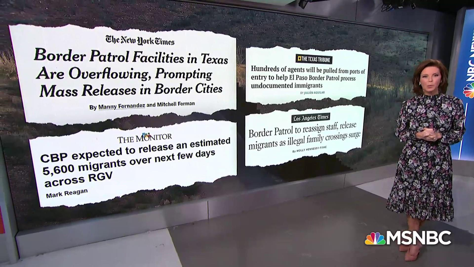 Trump threatens to close the border and cut off millions in aid