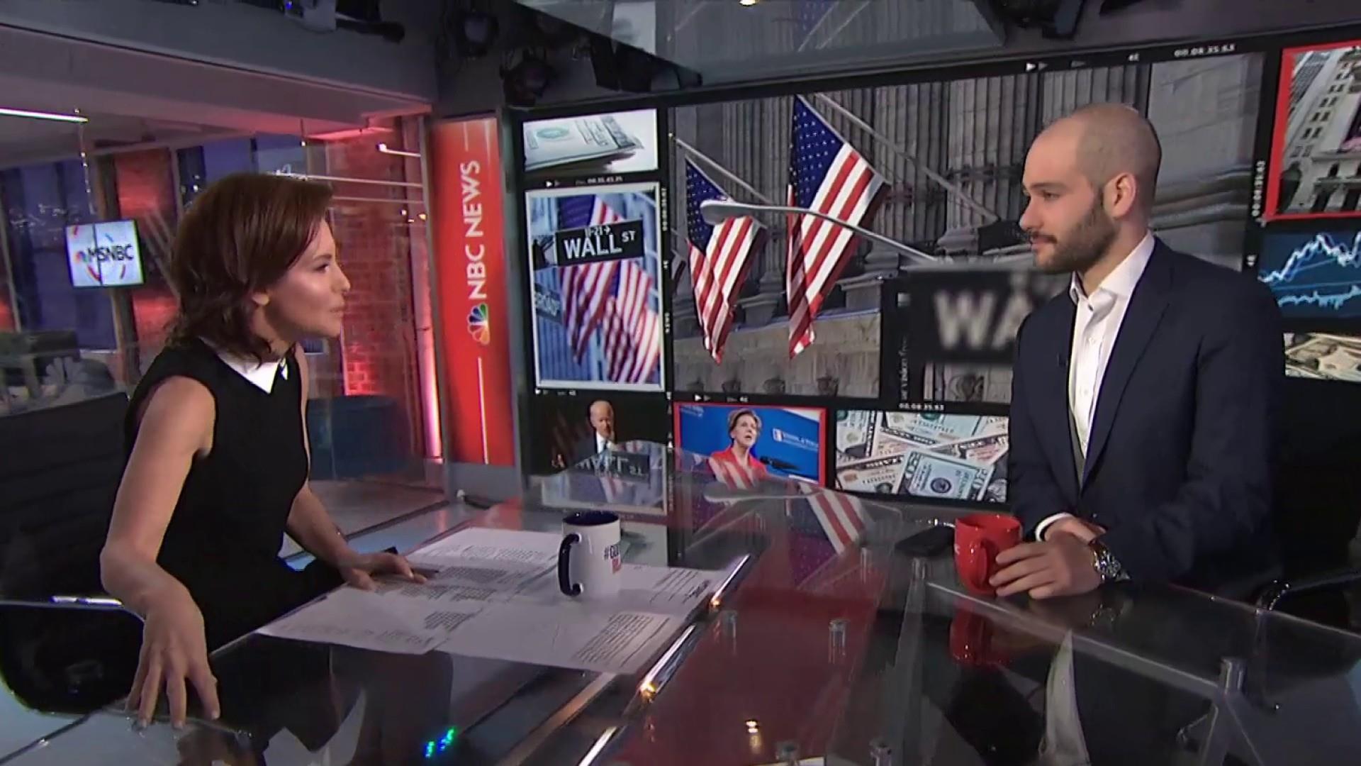 NY Magazine: Wall Street Dems 'fear' 2020 field