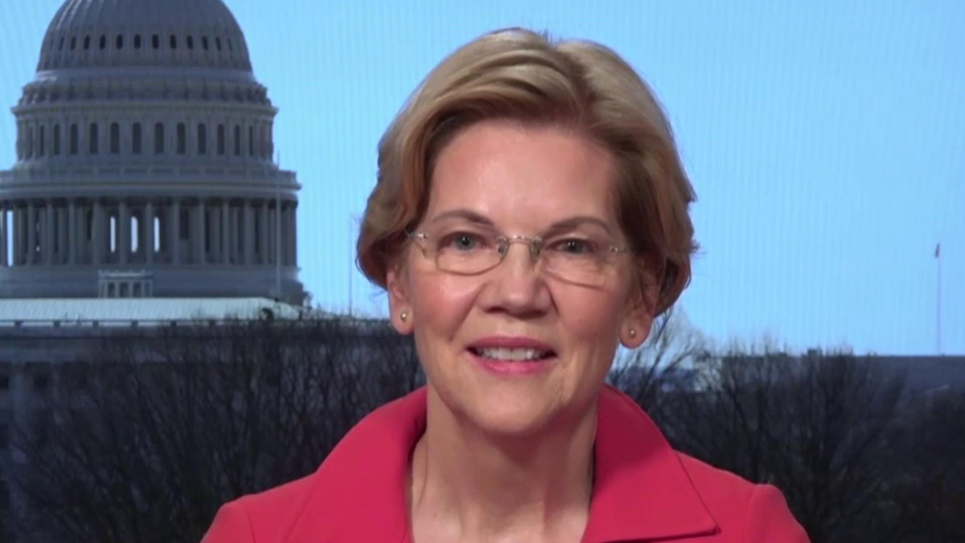 Sen. Warren on new corporate tax plan: Markets without rules are theft