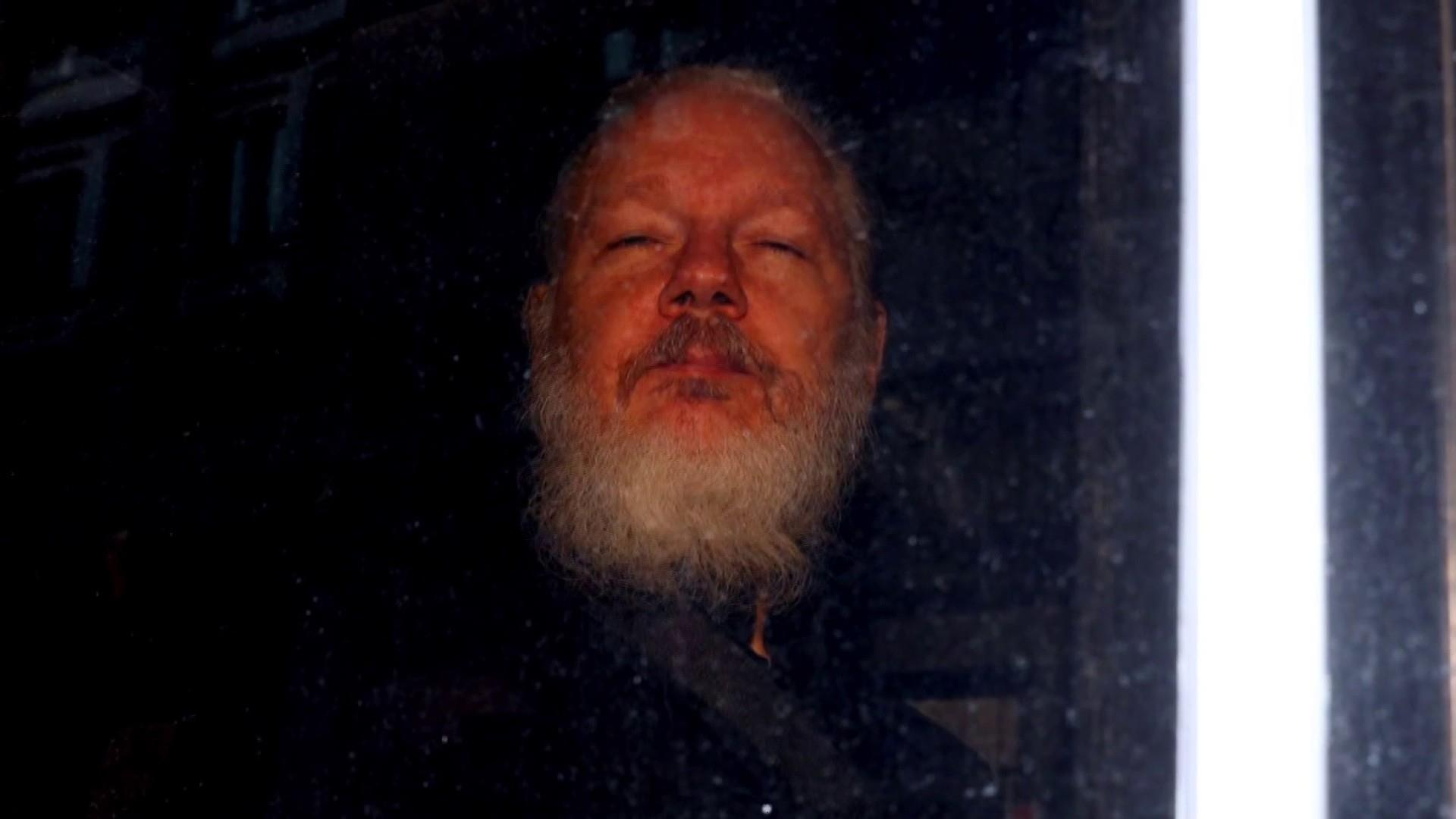 What's next for Julian Assange?
