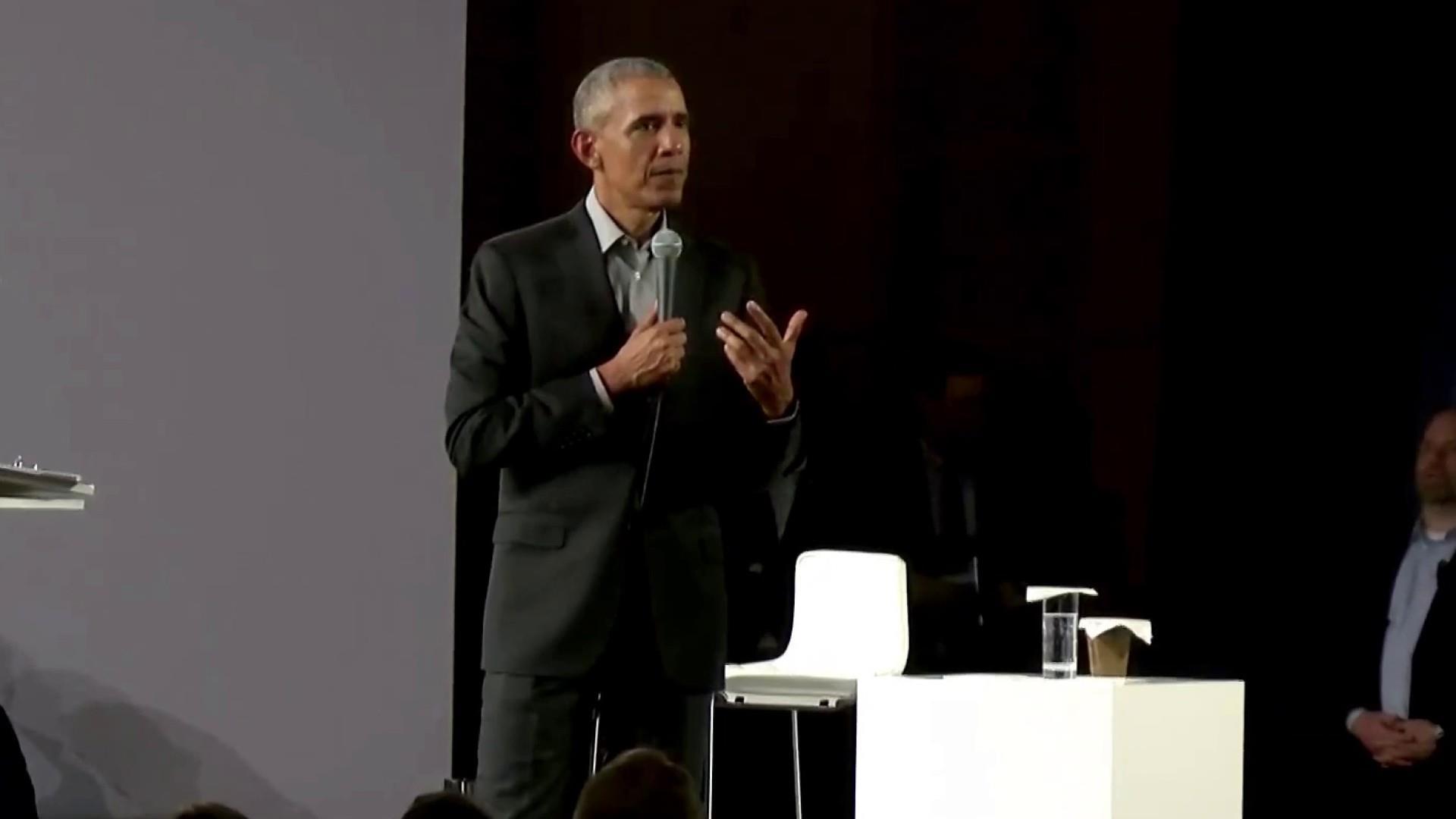 Will Democrats heed Barack Obama's advice?