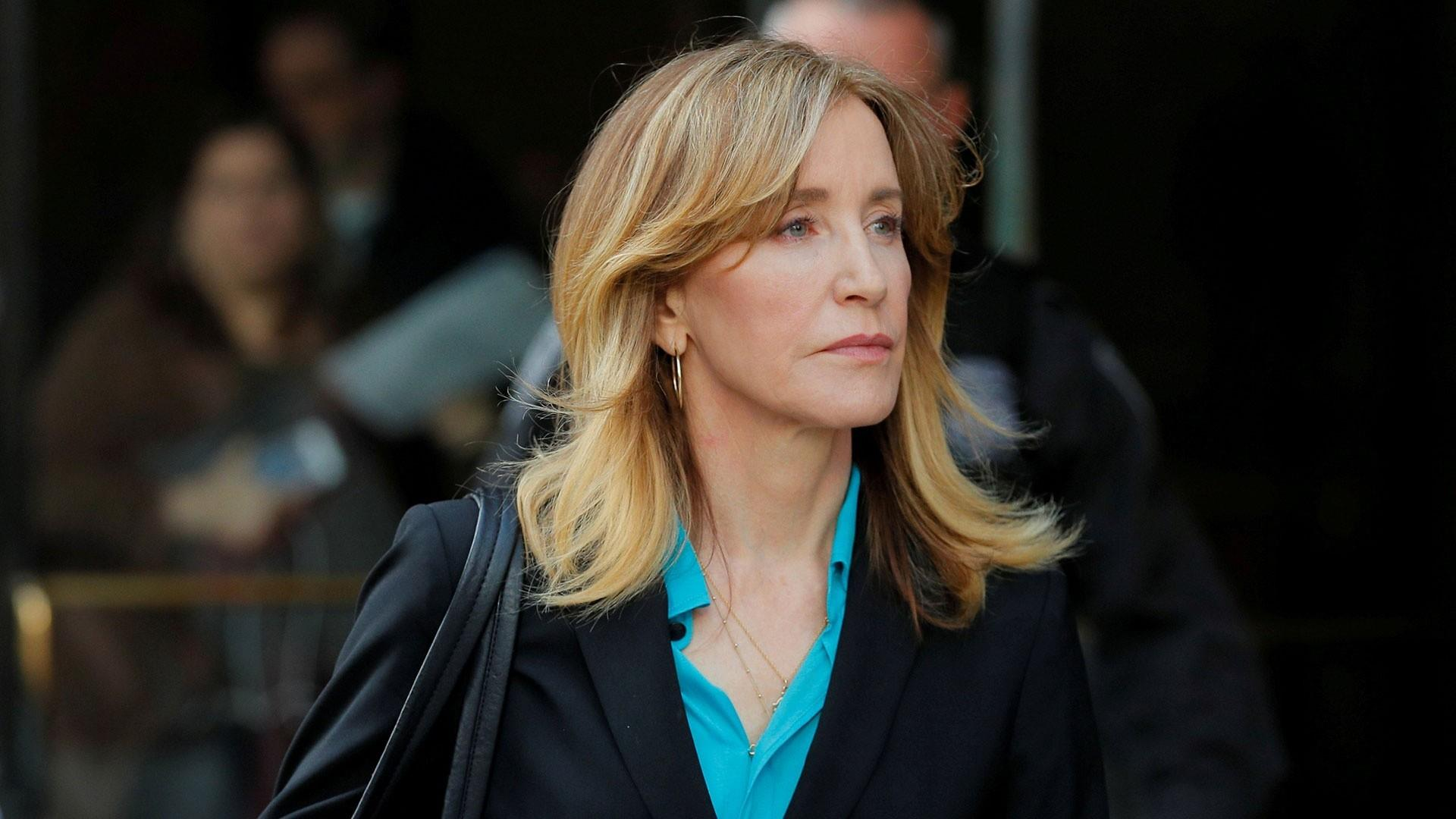 Felicity Huffman pleads guilty, releases remorseful statement