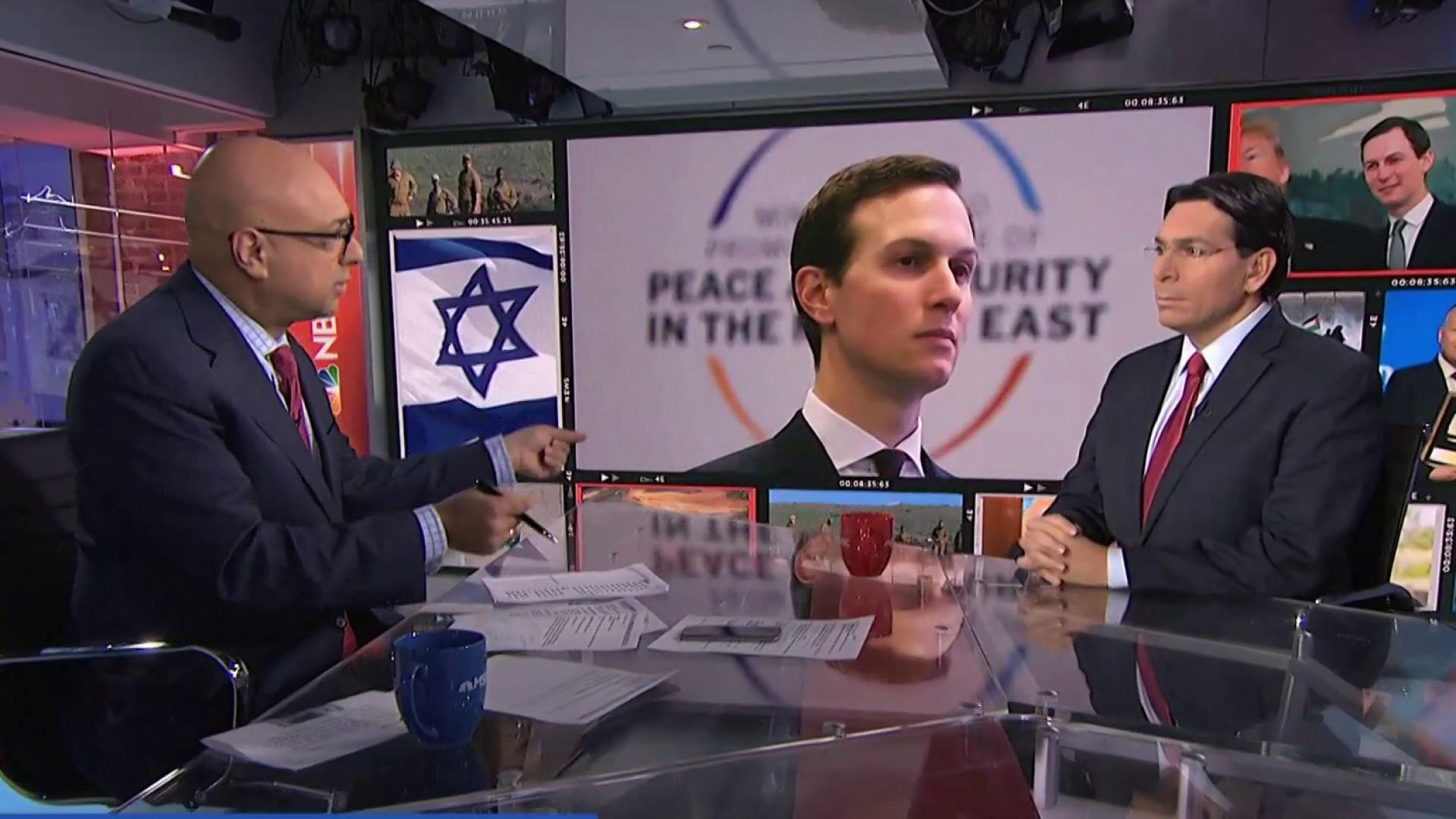 Kushner Middle East peace plan complete, to be revealed soon