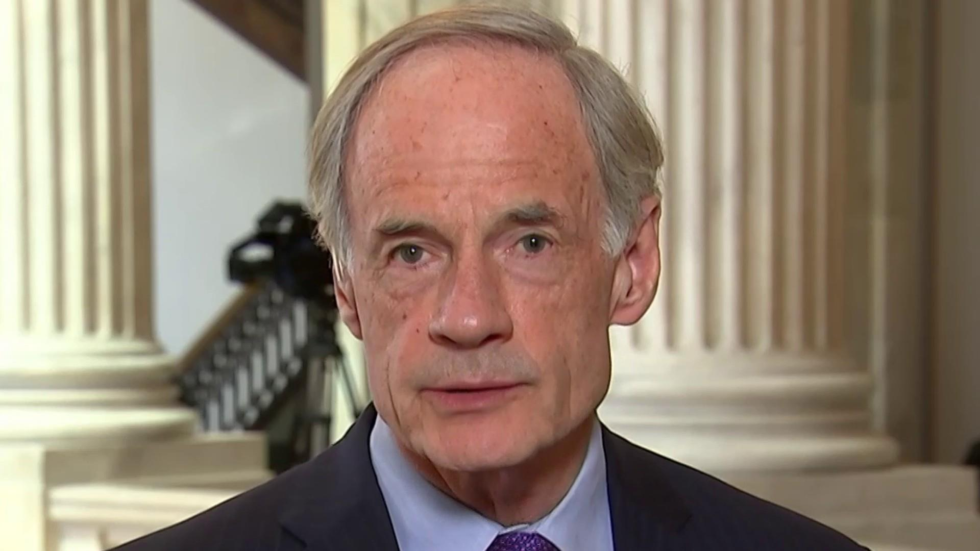 Sen. Carper (D-DE): Drugs come into this country all sorts of ways