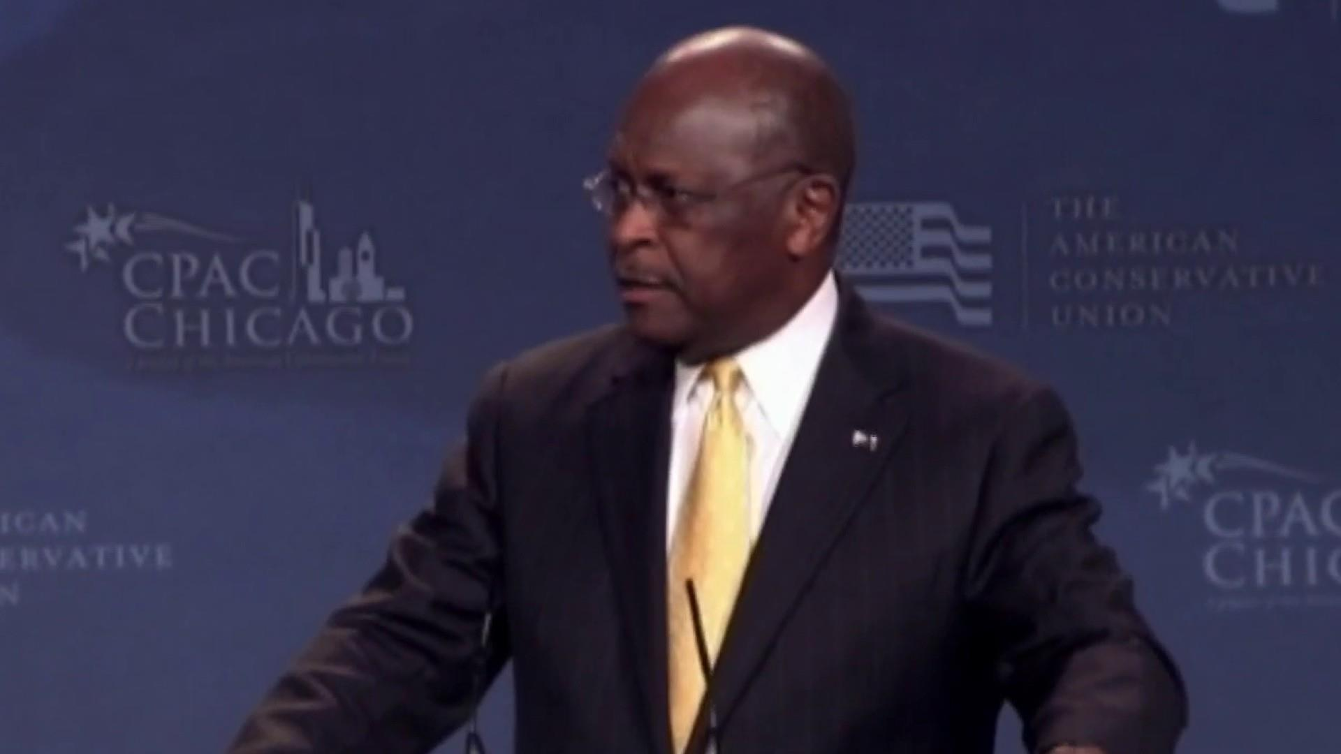 John Harwood: Herman Cain is 'a reality show appointment' for Fed