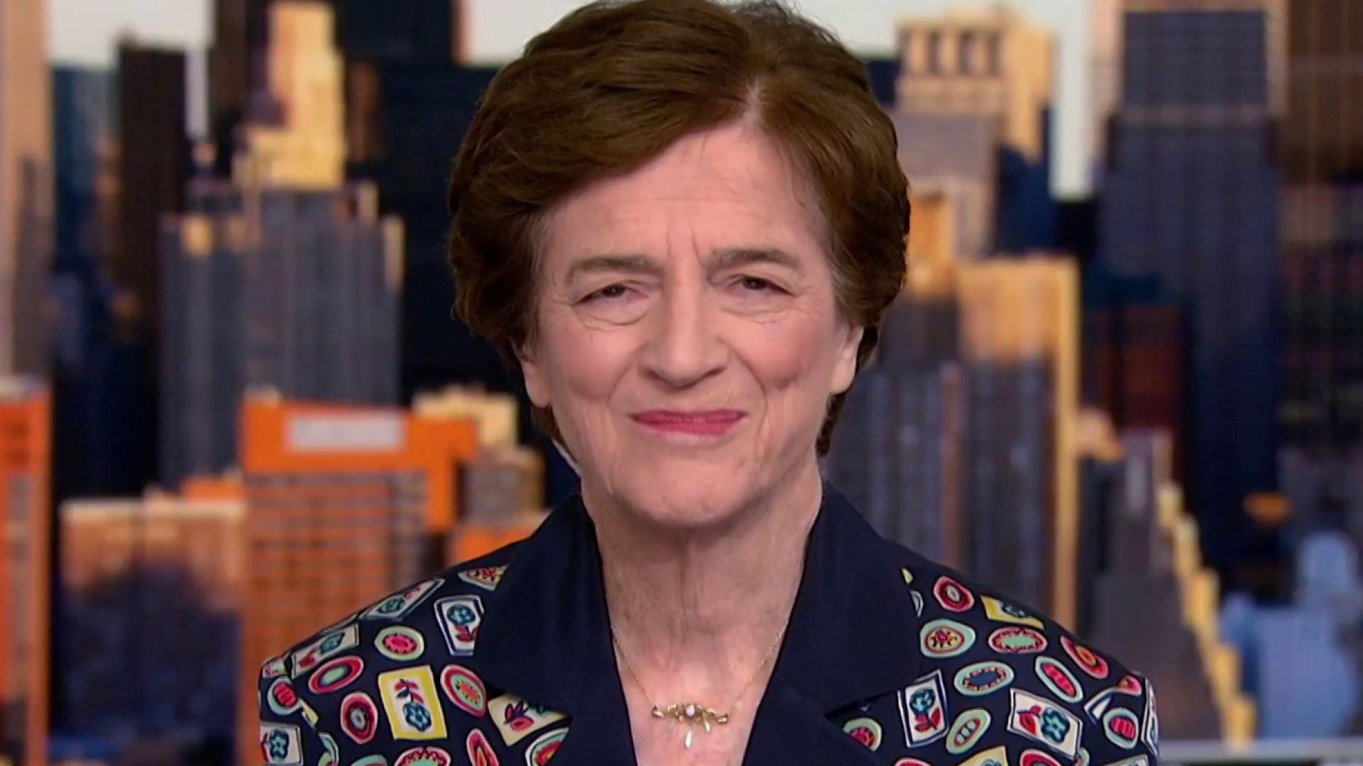 Fmr. Watergate Congresswoman says Trump and Nixon share key similarities