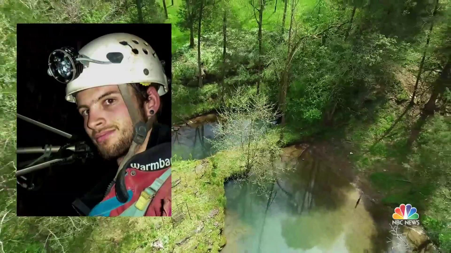 U.K. diver who helped save Thai soccer team is rescued from Tennessee cave