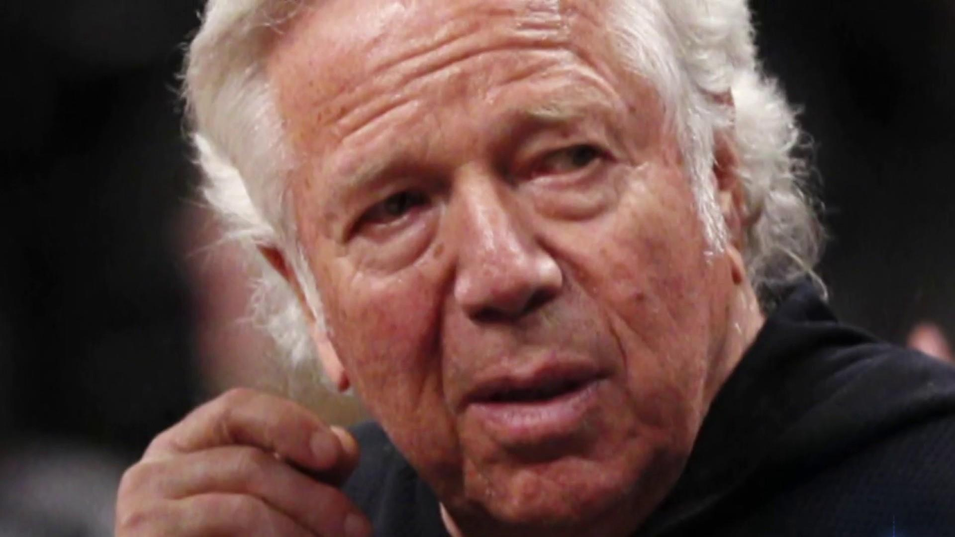 Prosecutors continue push for Robert Kraft surveillance video to go public