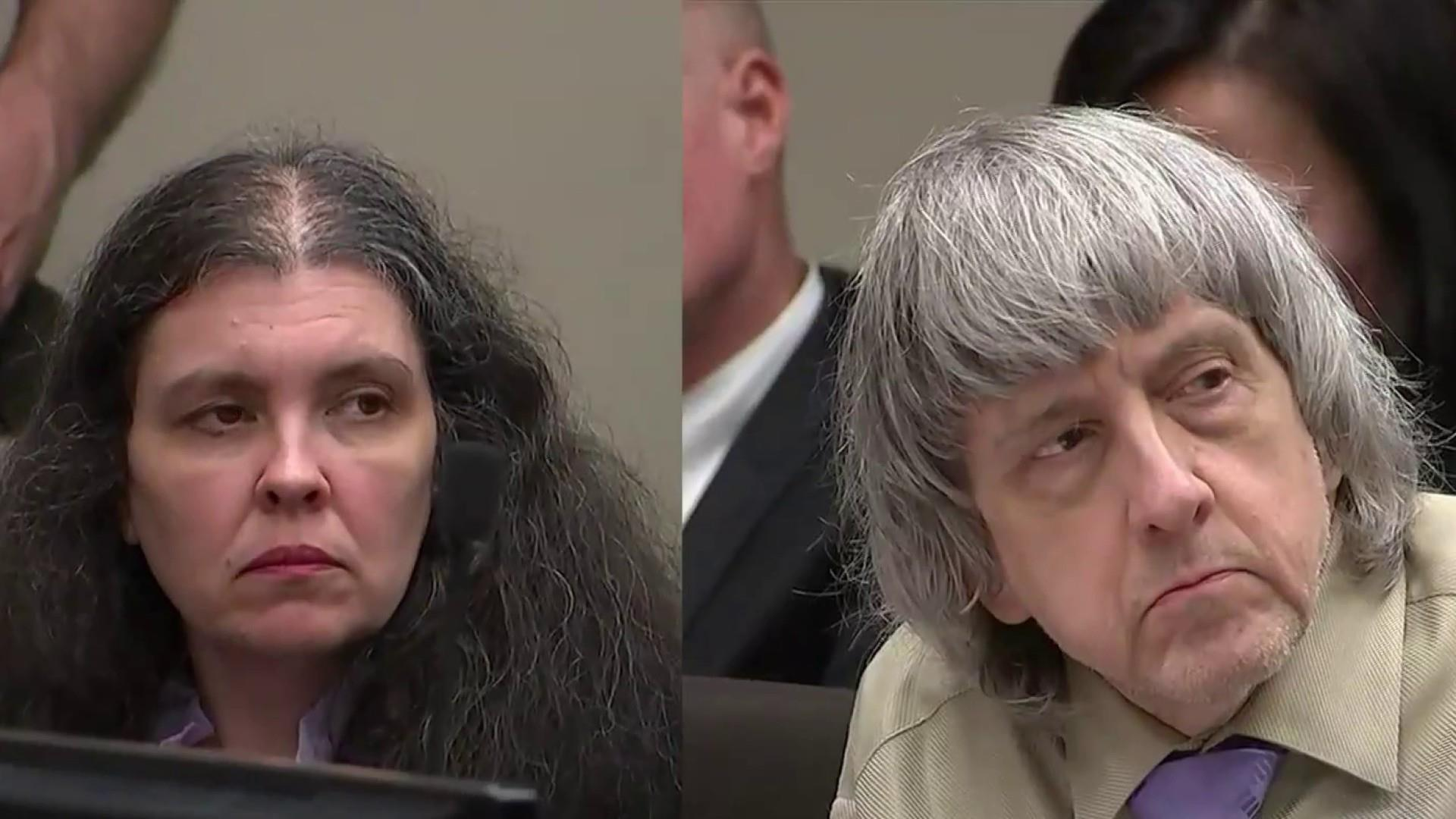 House of horrors victims speak out as parents sentenced to life in prison