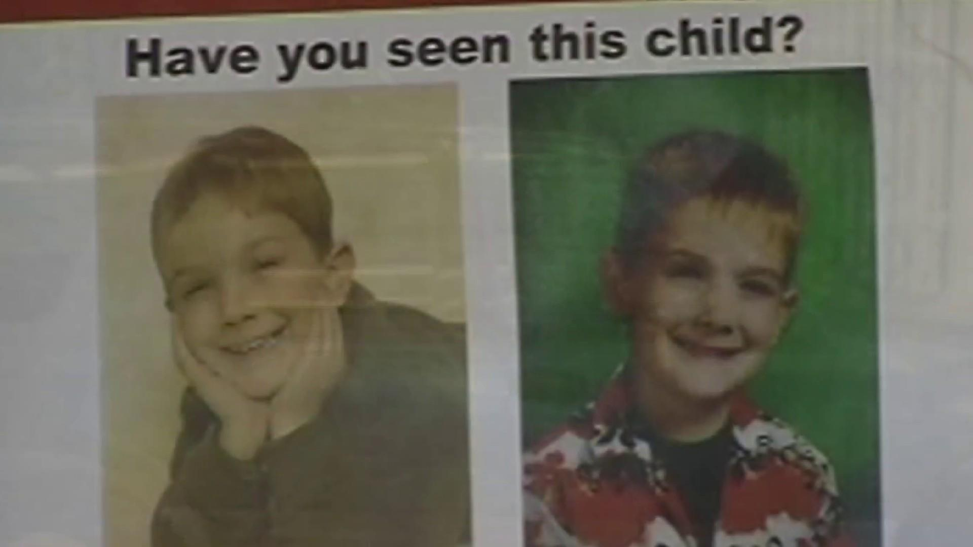 Boy who went missing 8 years ago in Illinois possibly found in Ohio