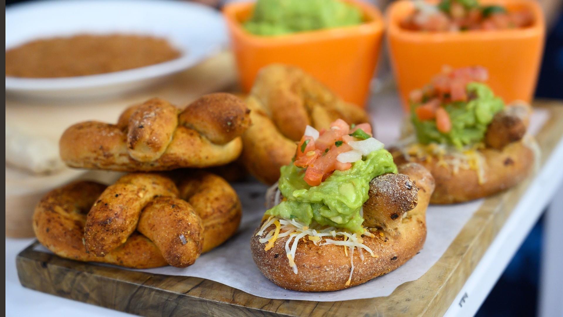 Healthy snack recipes: Make Joy Bauer's soft pretzels and more