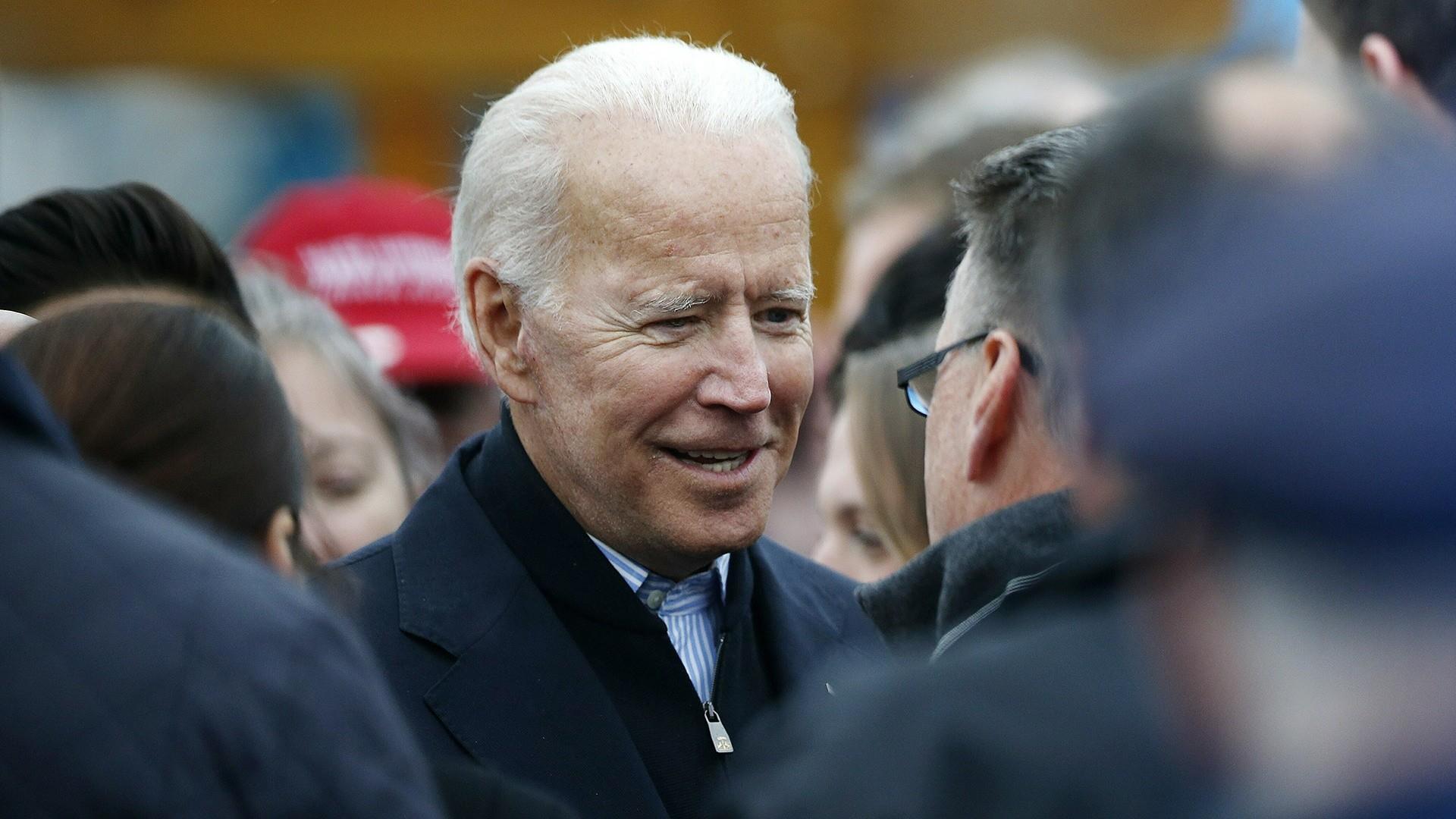 Trump mocks Joe Biden as former VP enters 2020 race