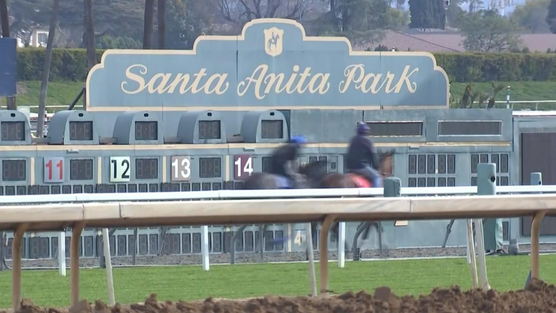 23rd horse dies at Santa Anita racetrack, two days after racing resumed