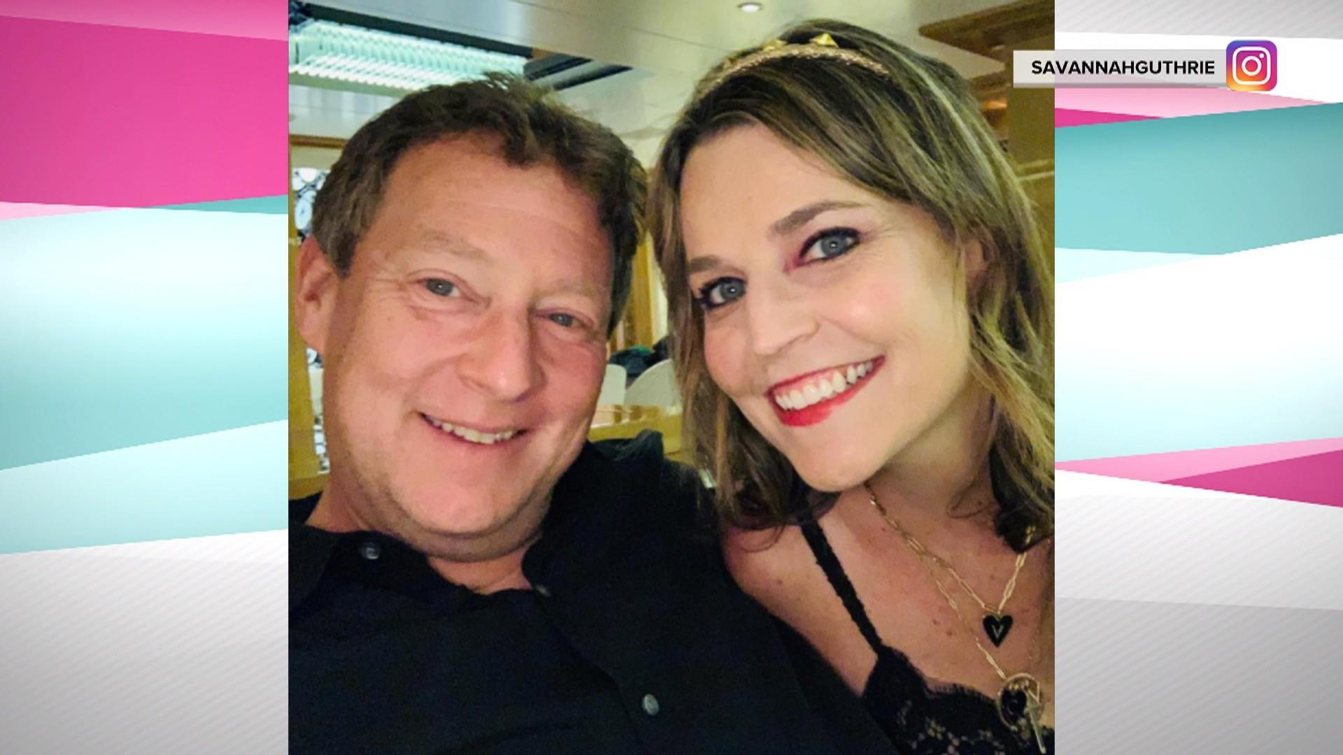 Savannah Guthrie Tells Her Engagement Story To Jenna Bush Hager