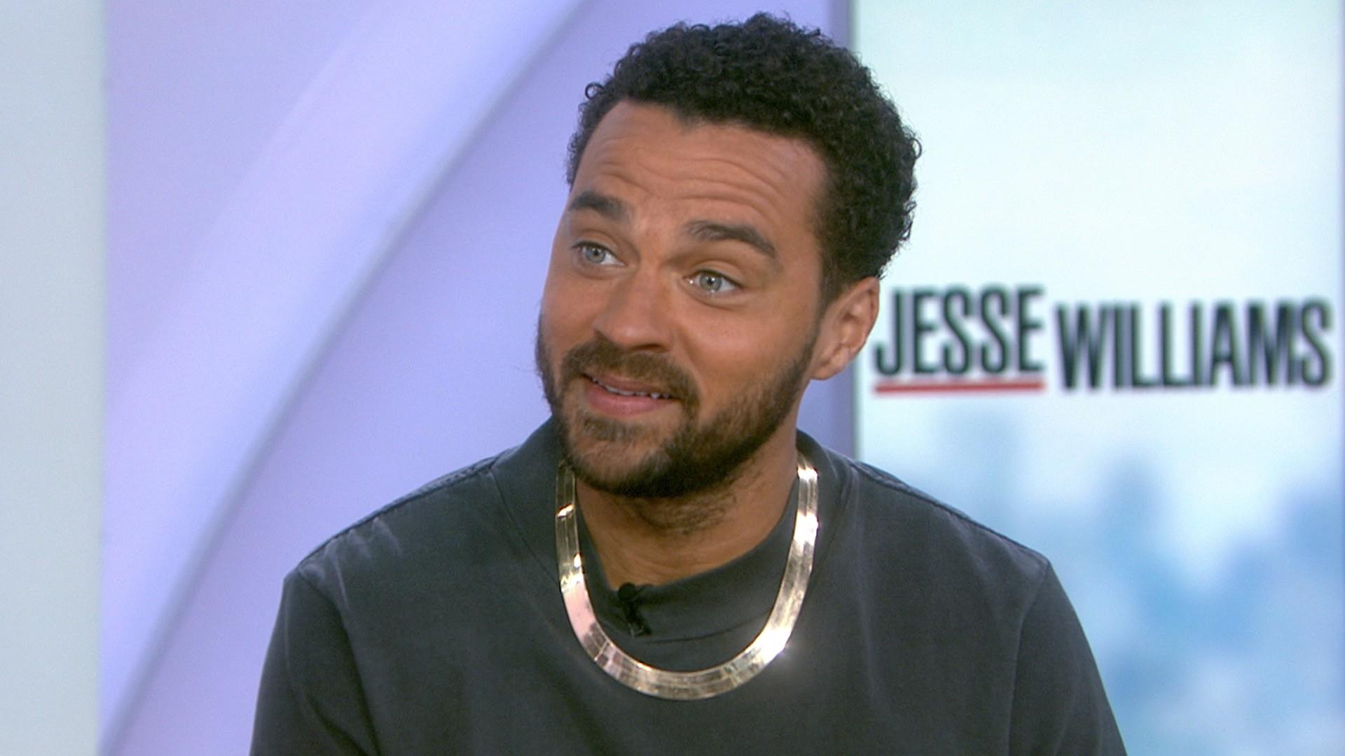 Jesse Williams Reflects On 10 Years With Greys Anatomy