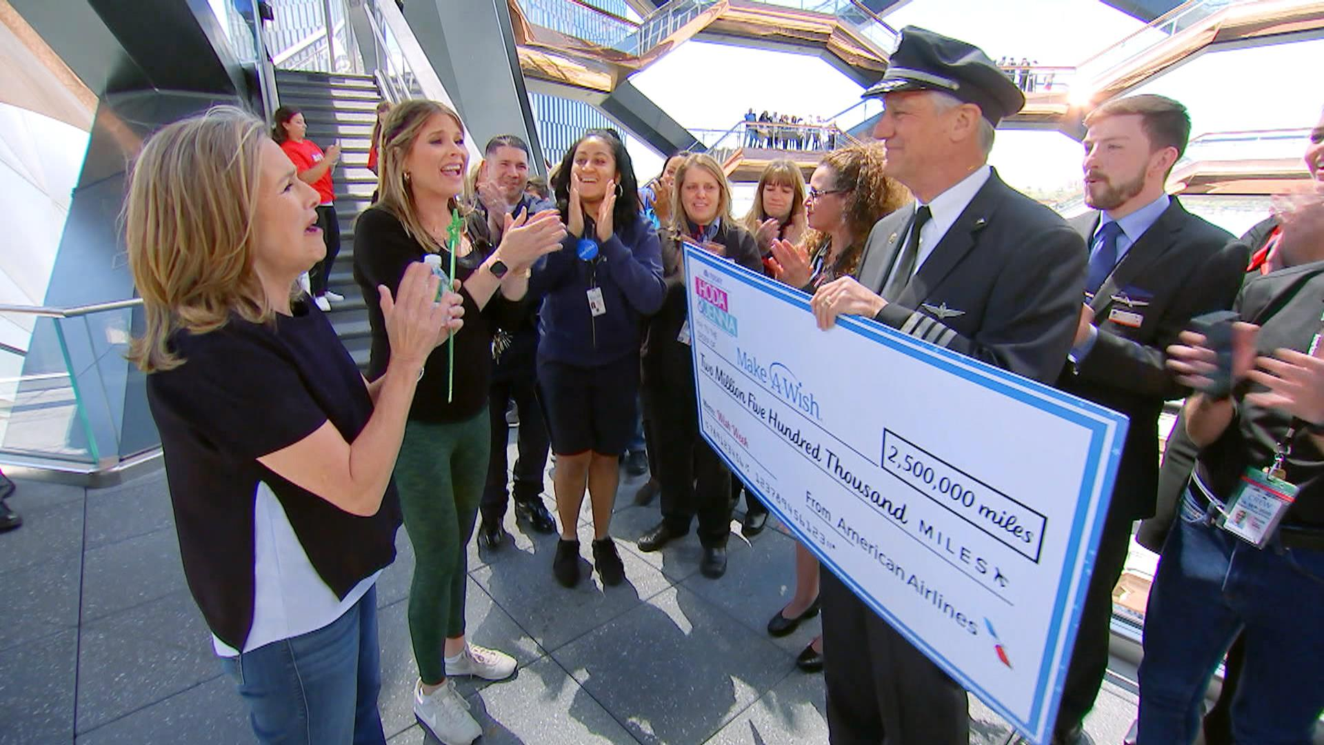 Jenna and Meredith climb NYC's Vessel for a good cause