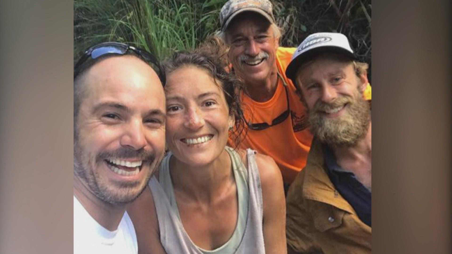 Missing Hawaii hiker found alive after 2 weeks
