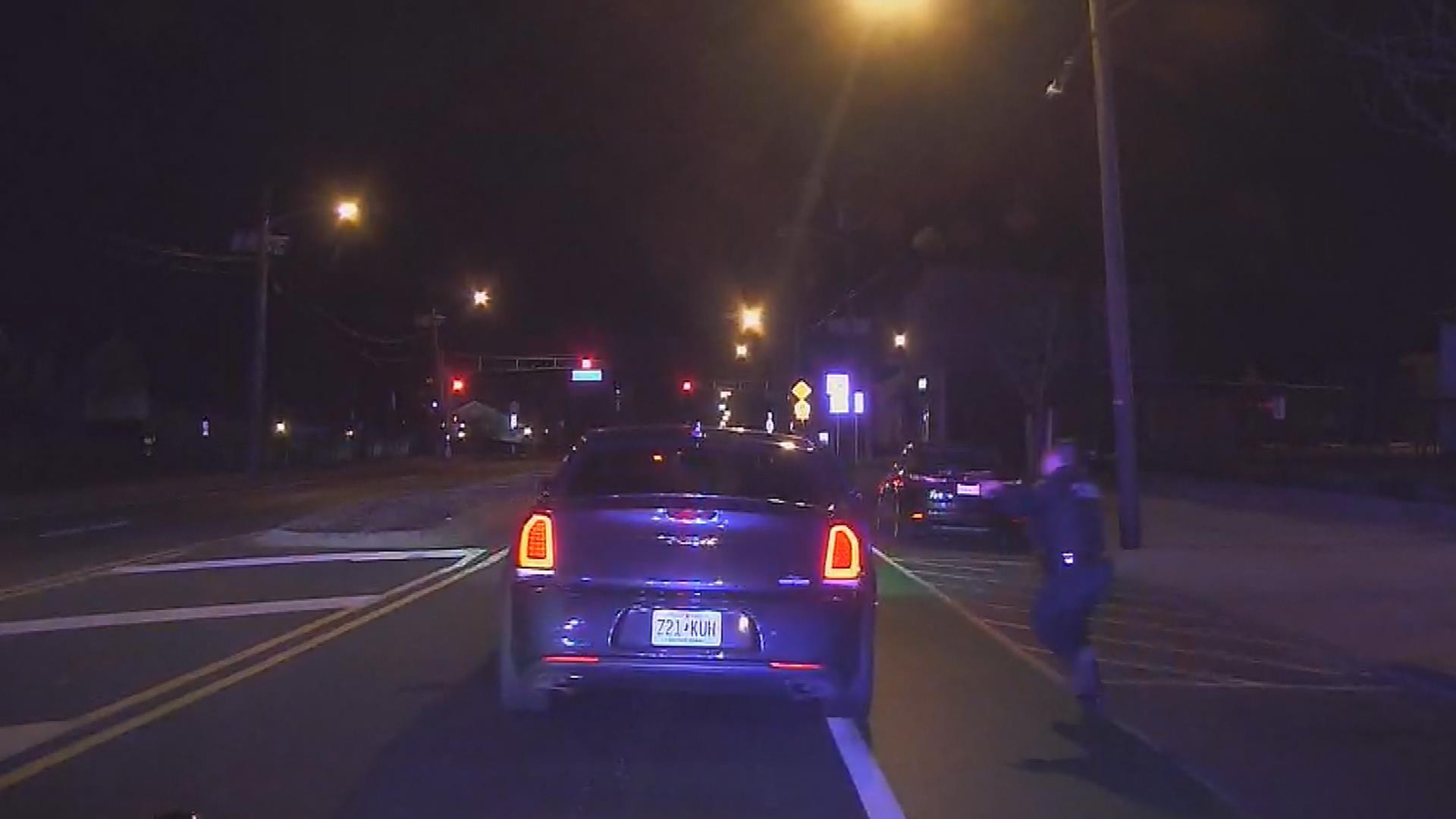 Dashcam and bodycam video captures fatal Newark police shooting