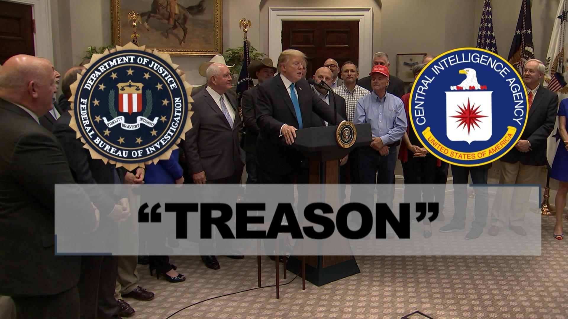 'Treason' and 'the big I-word' sidelines and divides Washington