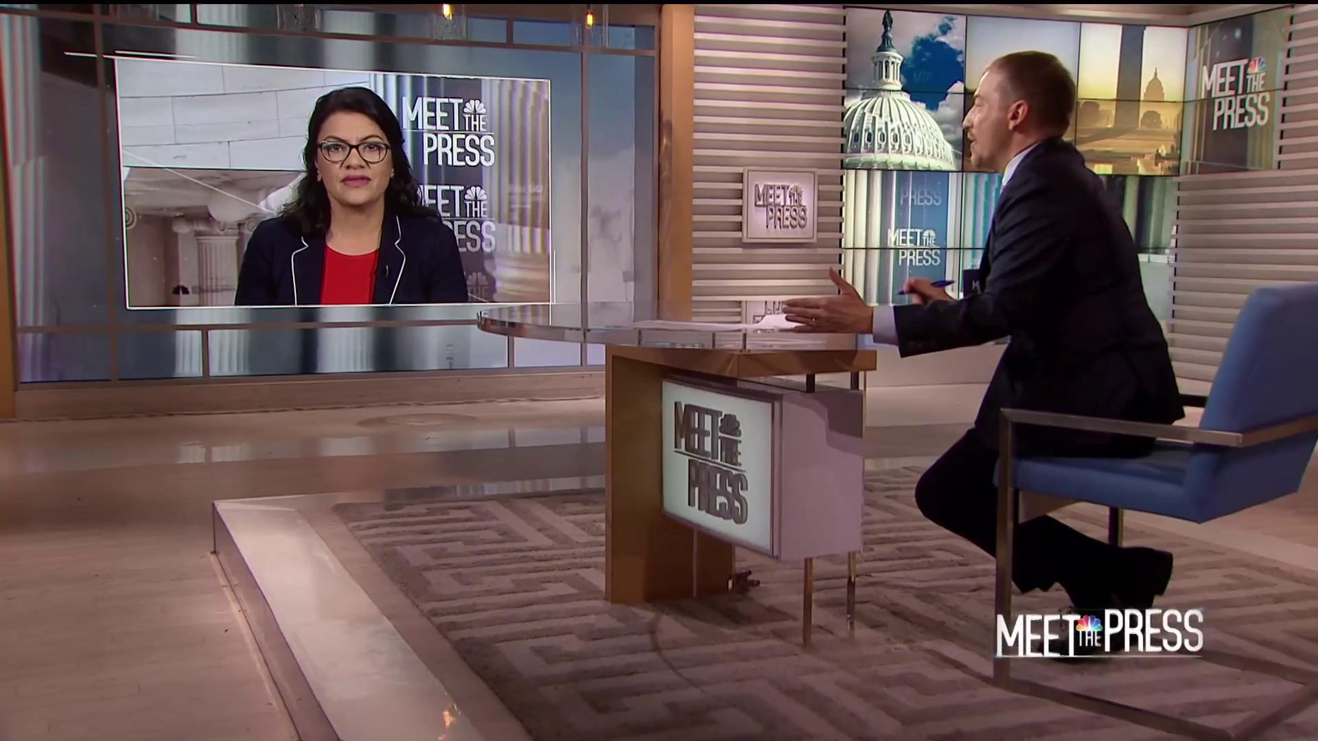 Full Tlaib: House Democrats are 'moving towards' impeachment consensus