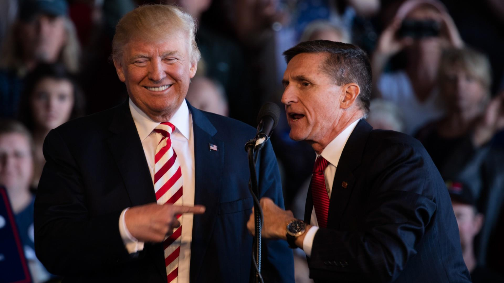 Trump says he was never warned about Flynn. (He was... repeatedly)