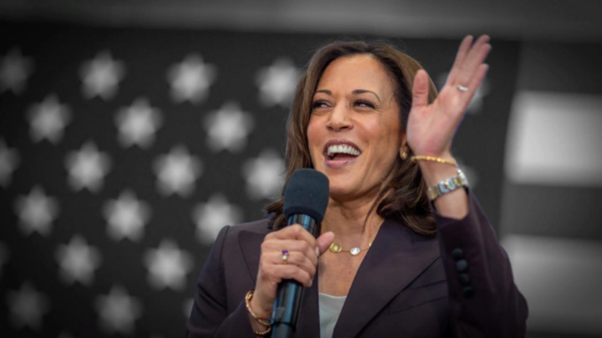 Sen. Harris: I'll fight for women and their right to make decisions on abortion