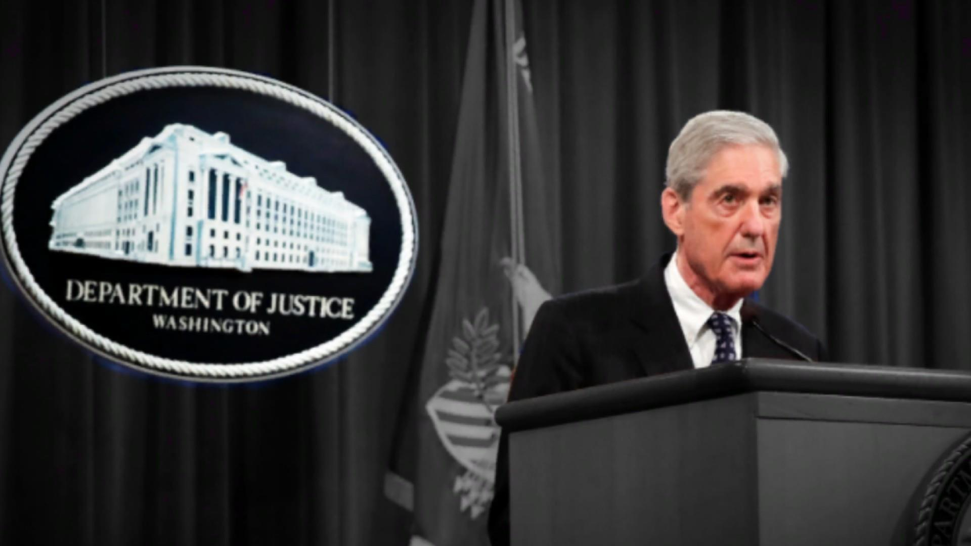 In his remarks on Trump investigation, Mueller gave a stark warning about Russia
