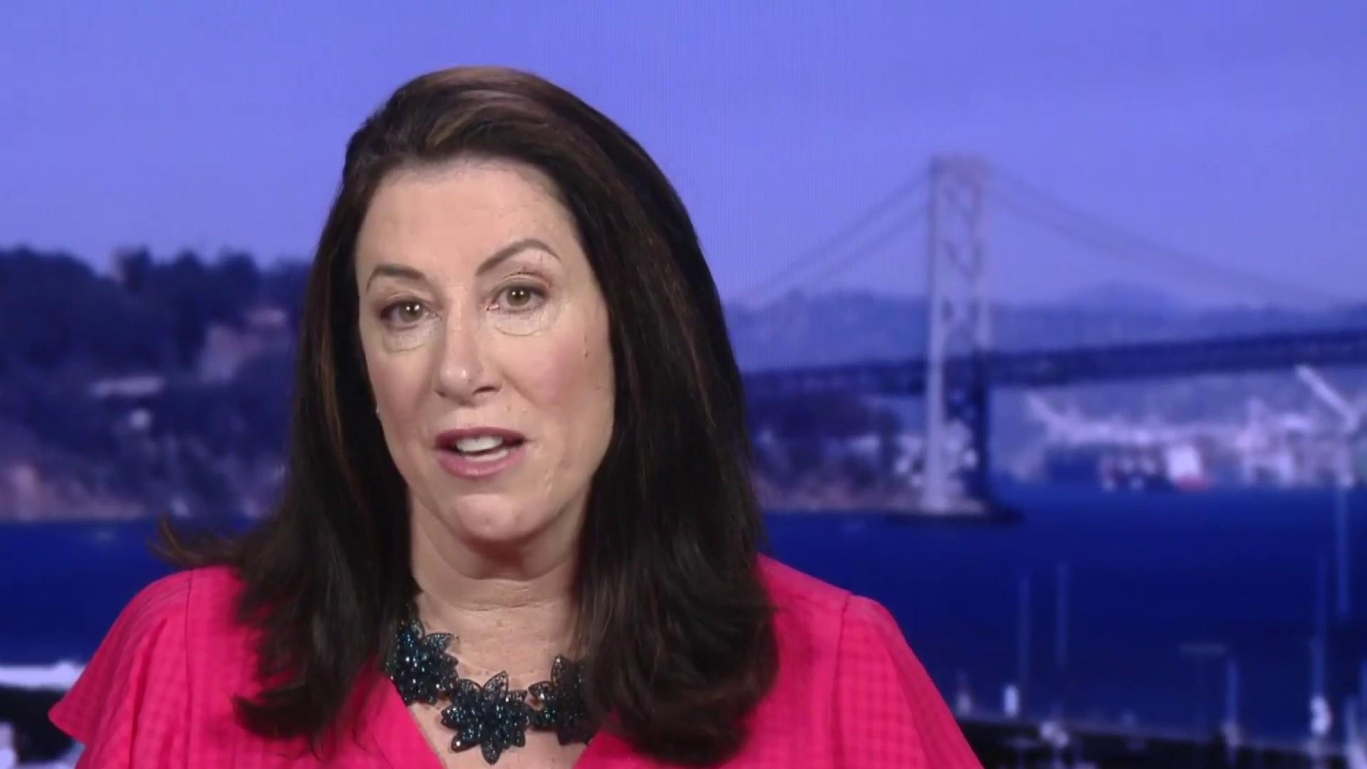 Christine Pelosi on doctored video: it's a 'vicious, sleazy, trashy lie'