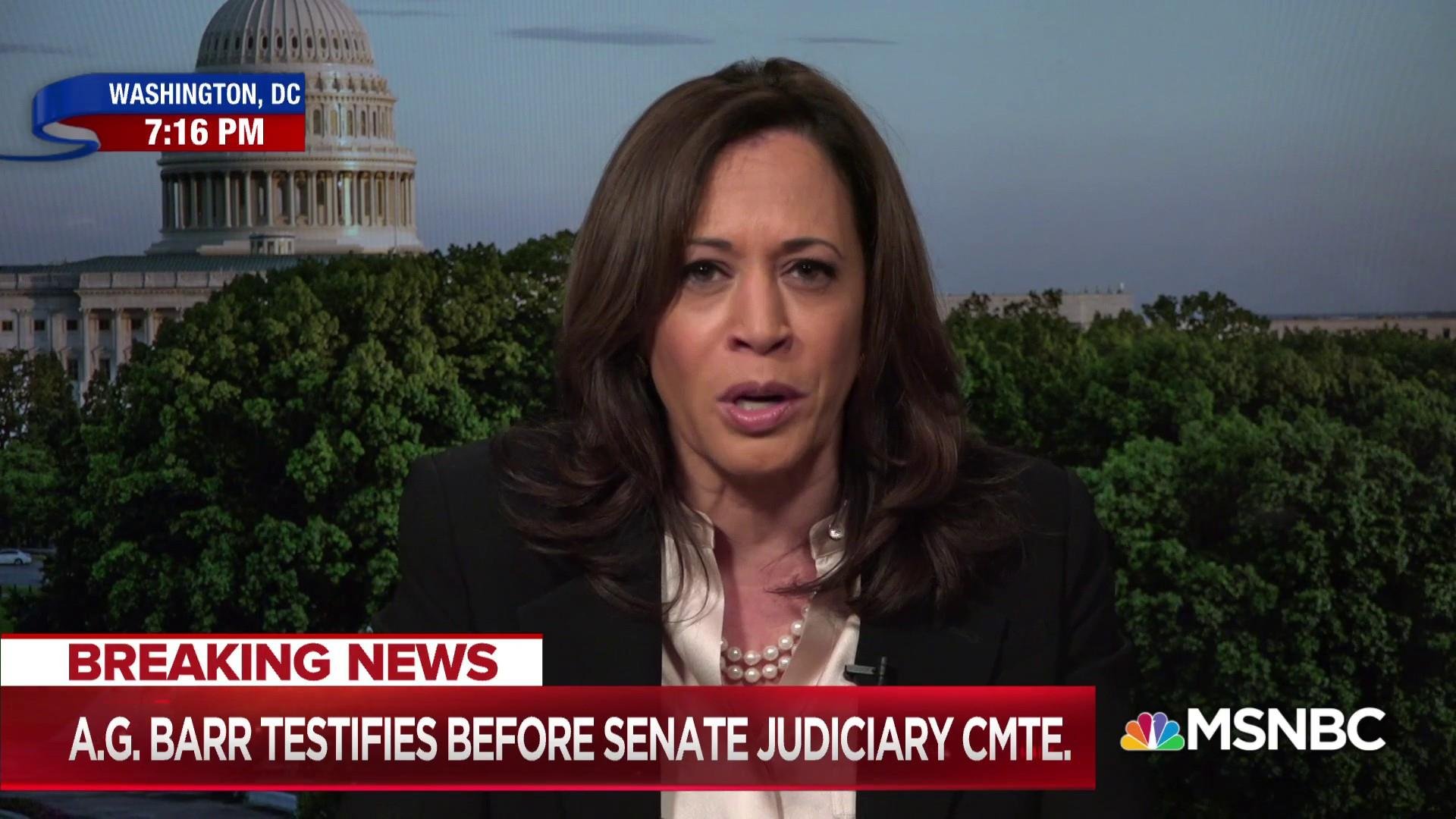 Harris: We need a 'severe' consequence for election interference