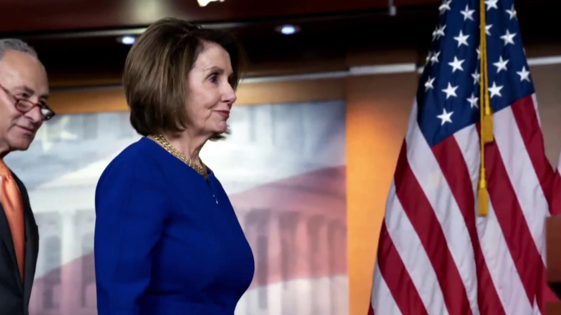 Trump's attacks on Pelosi similar to GOP conspiracy theories on Clinton