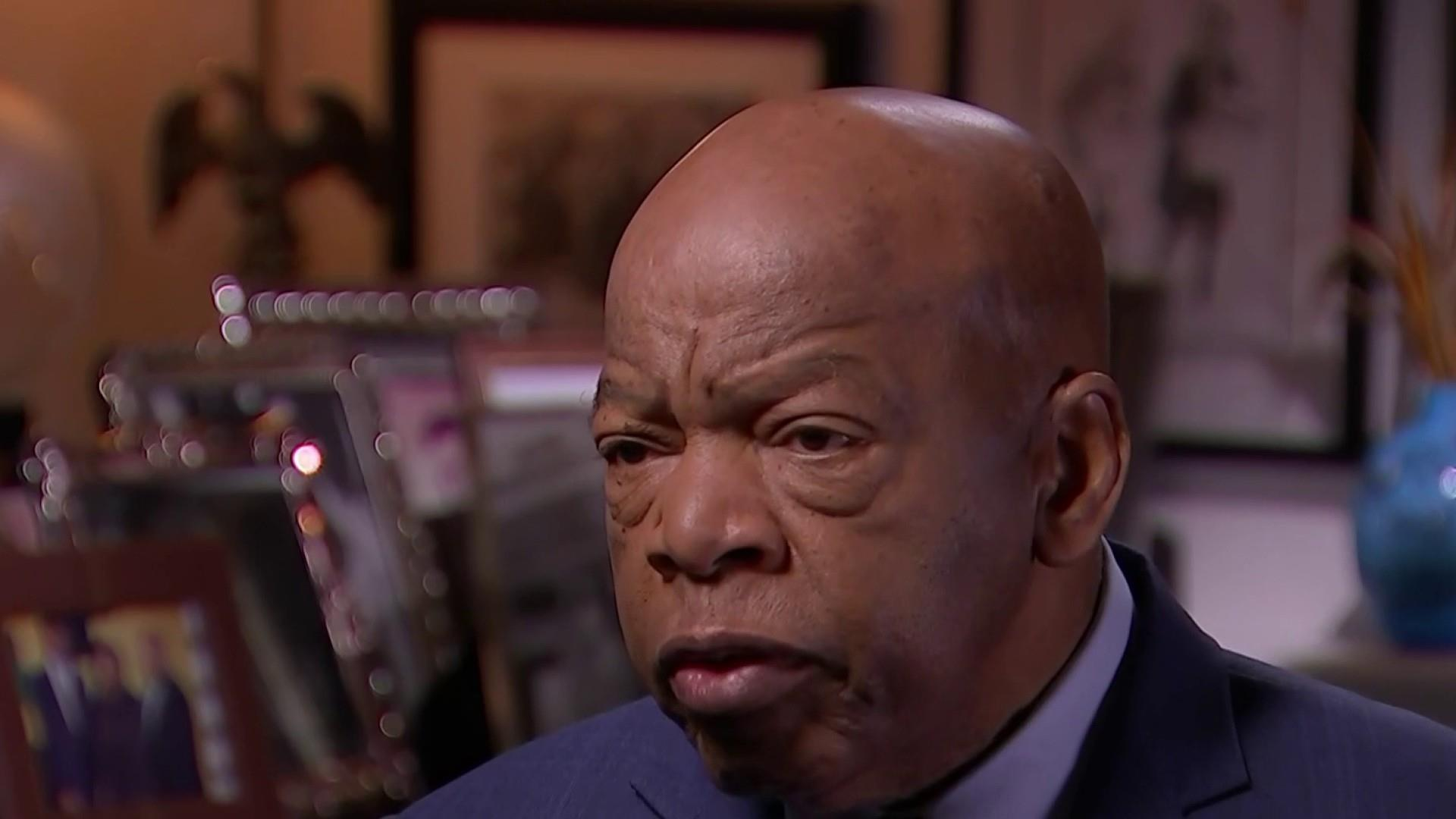 Memorial Day Special: Chris sits down with John Lewis