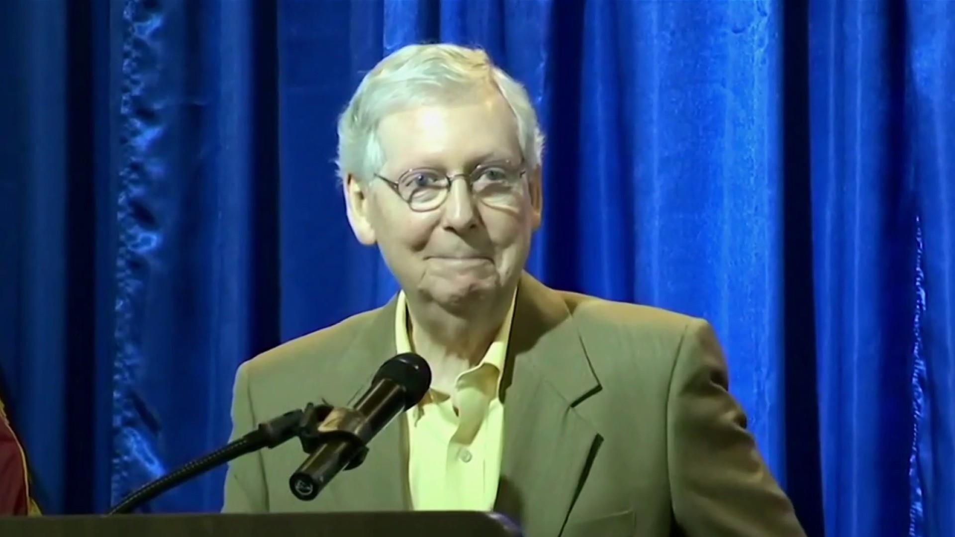 Mitch McConnell says he'd fill Supreme Court vacancy in 2020