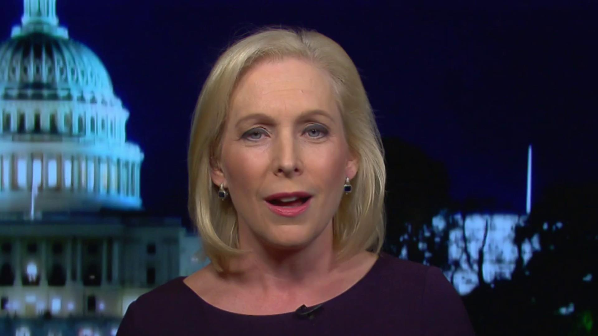 Sen. Kirsten Gillibrand calls for AG William Barr to resign