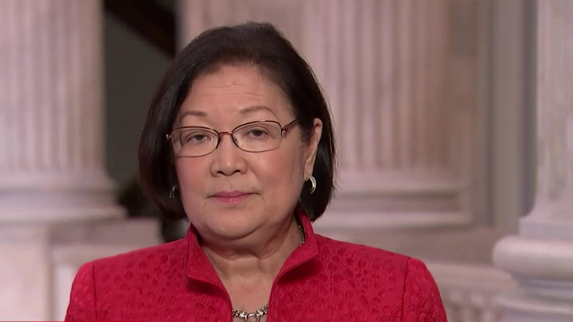 Sen. Mazie Hirono on why Bill Barr should resign