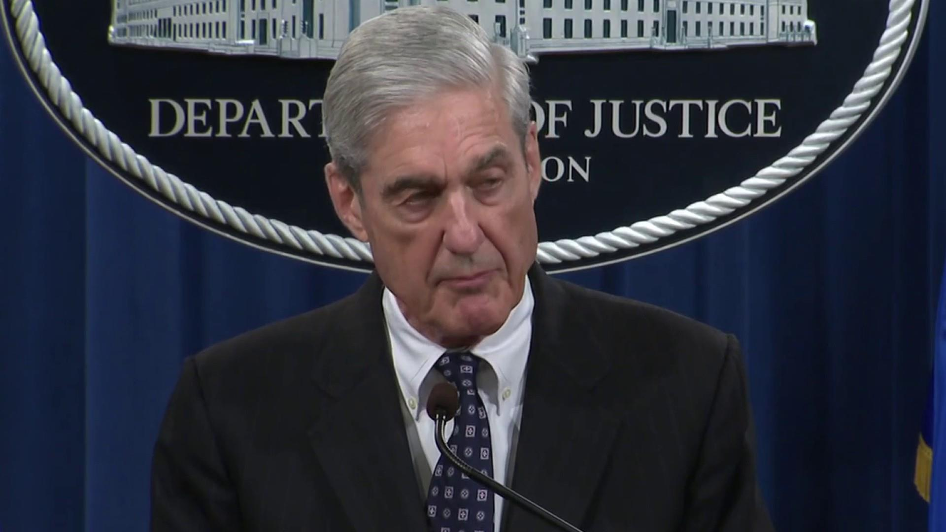 Mueller contradicts Barr