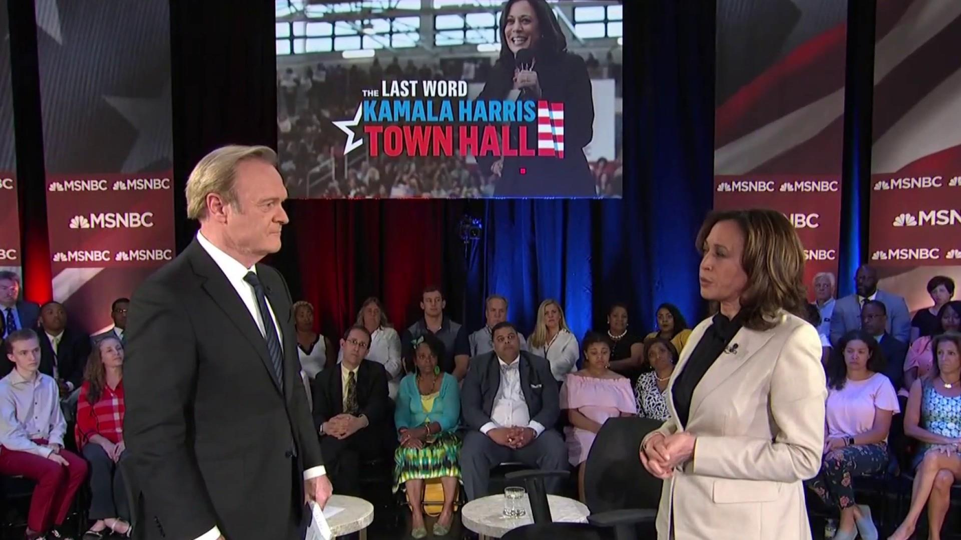 Kamala Harris on impeachment: We have to do our job