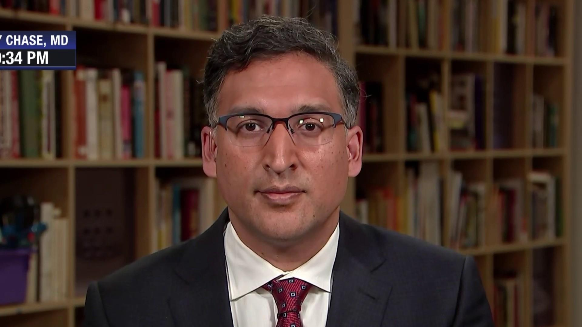 Katyal: Mueller undermined Trump's Attorney General